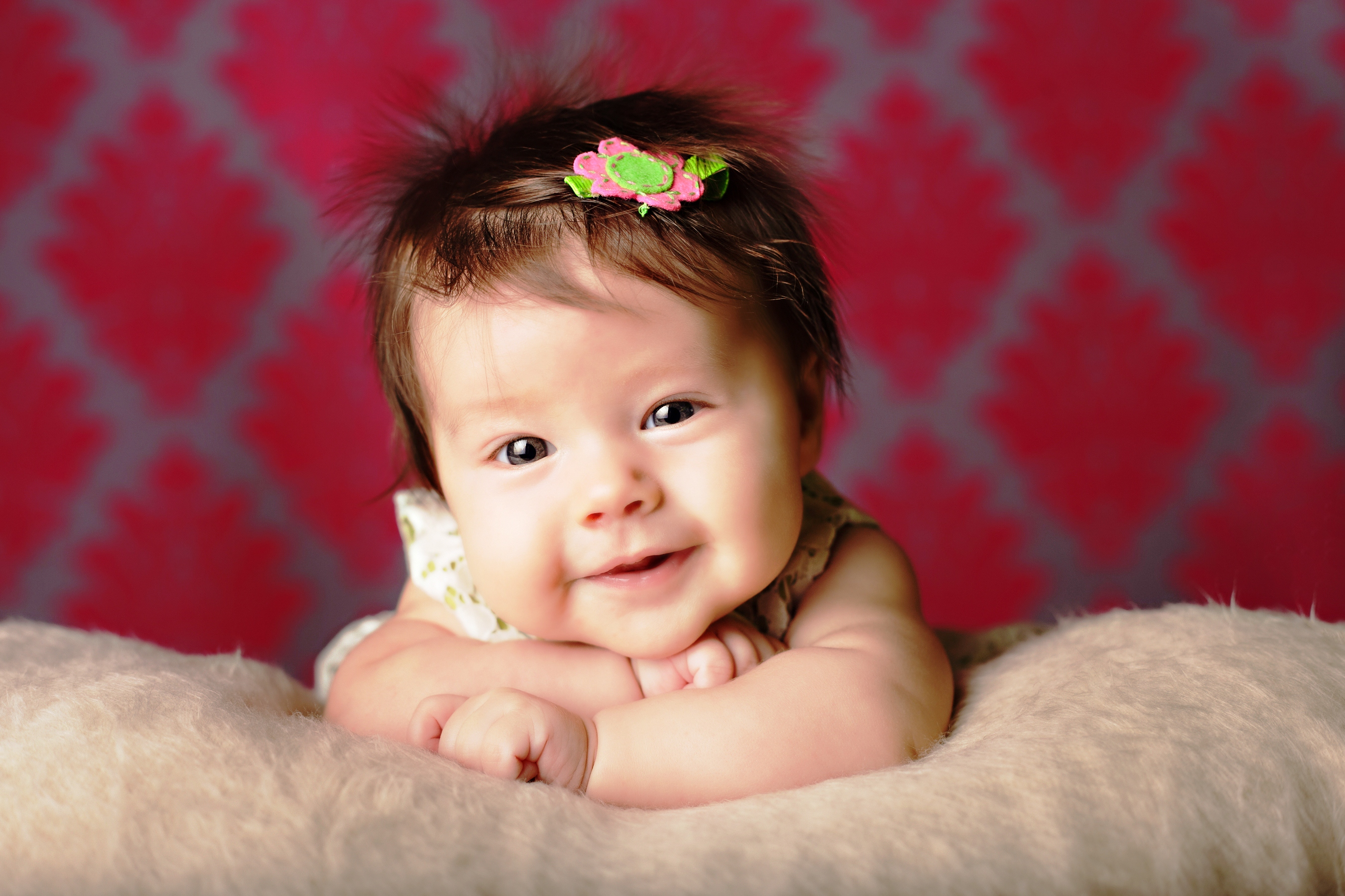 precious baby girl full hd wallpaper and background image
