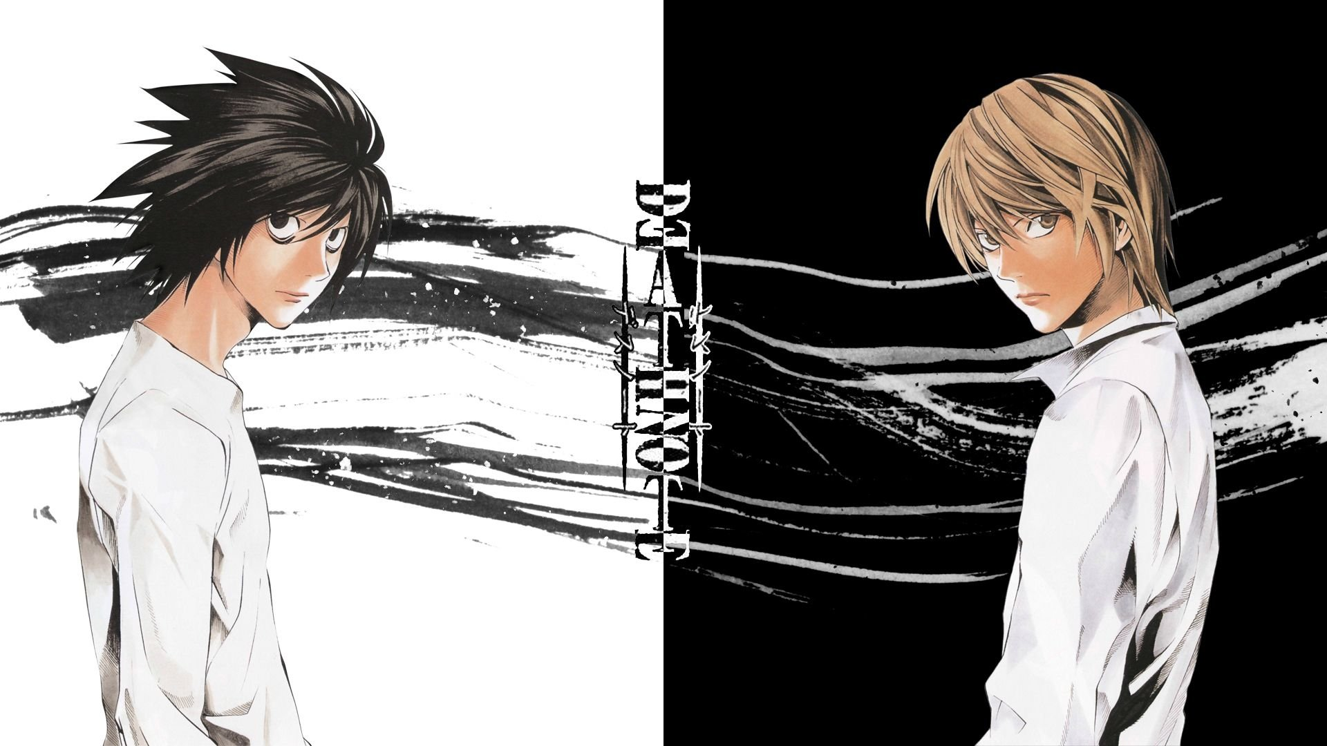 Death Note Hd Wallpaper Hintergrund 1920x1080 Id