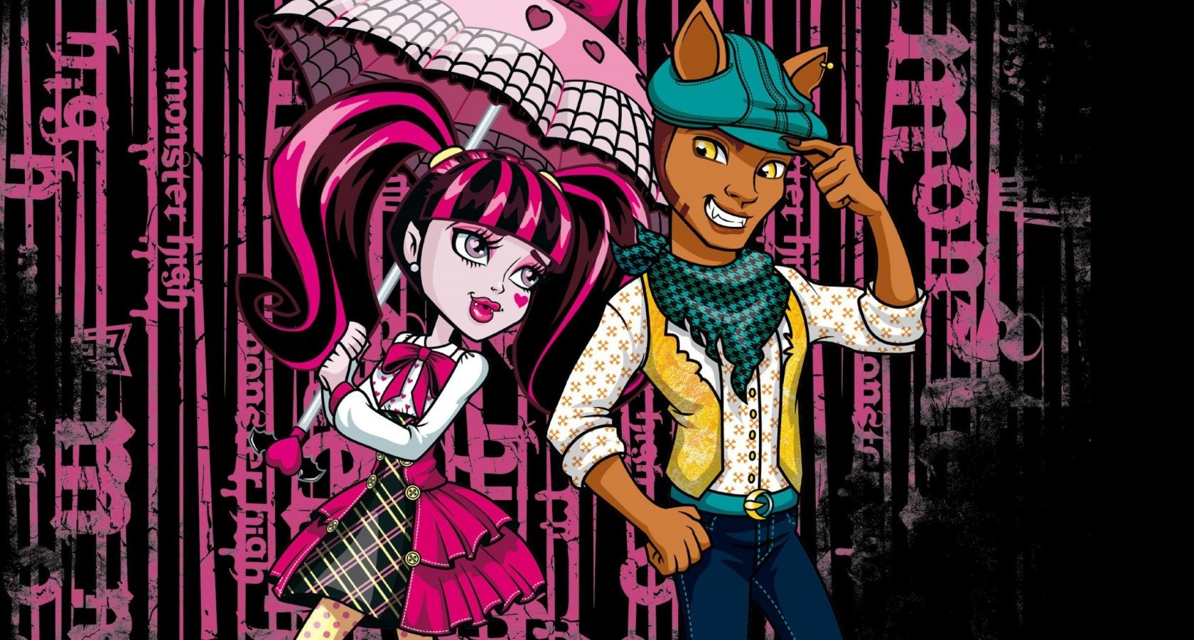 Monster High Wallpaper And Background Image 1680x900 Id 835233