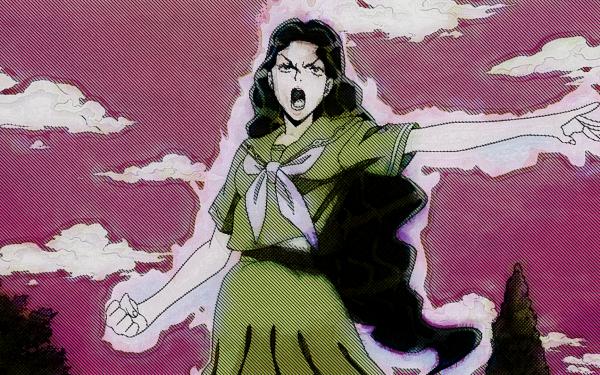 Anime Jojo's Bizarre Adventure Yukako Yamagishi HD Wallpaper   Background Image