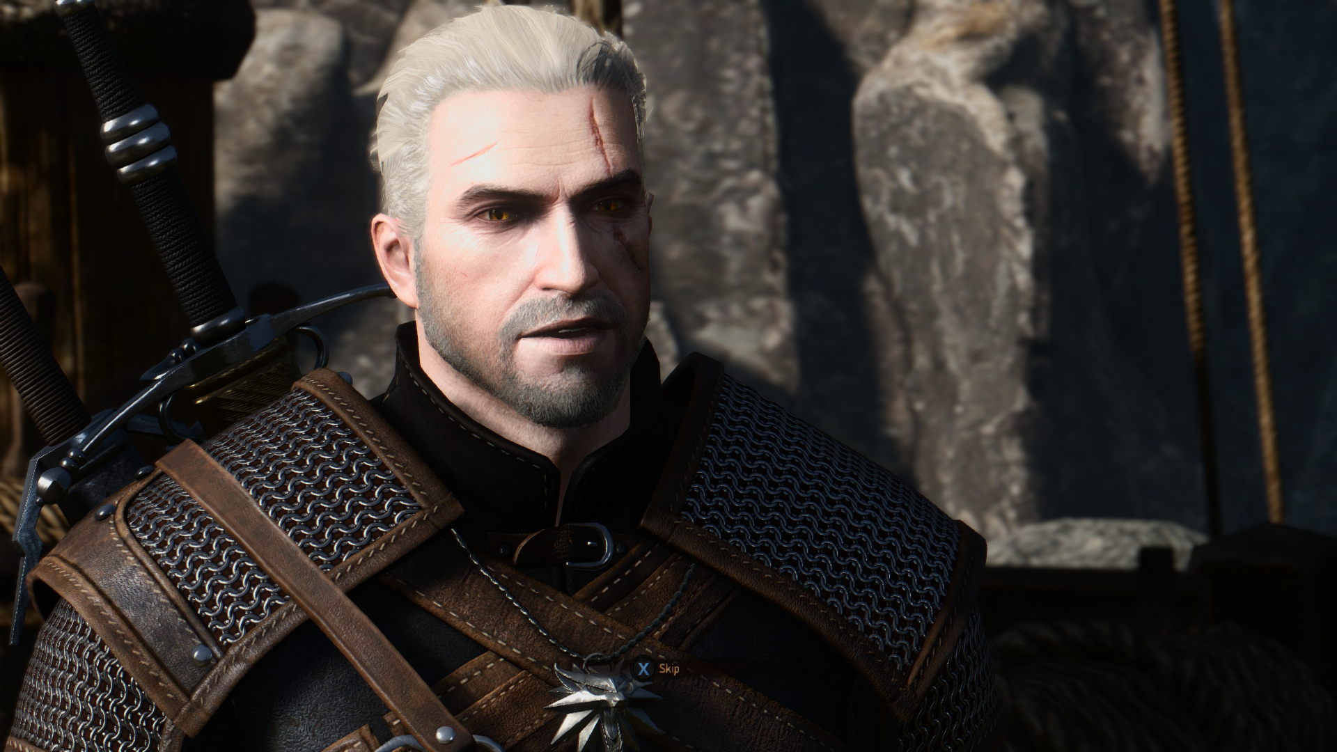 Geralt of Rivia HD Wallpaper | Background Image | 1920x1080