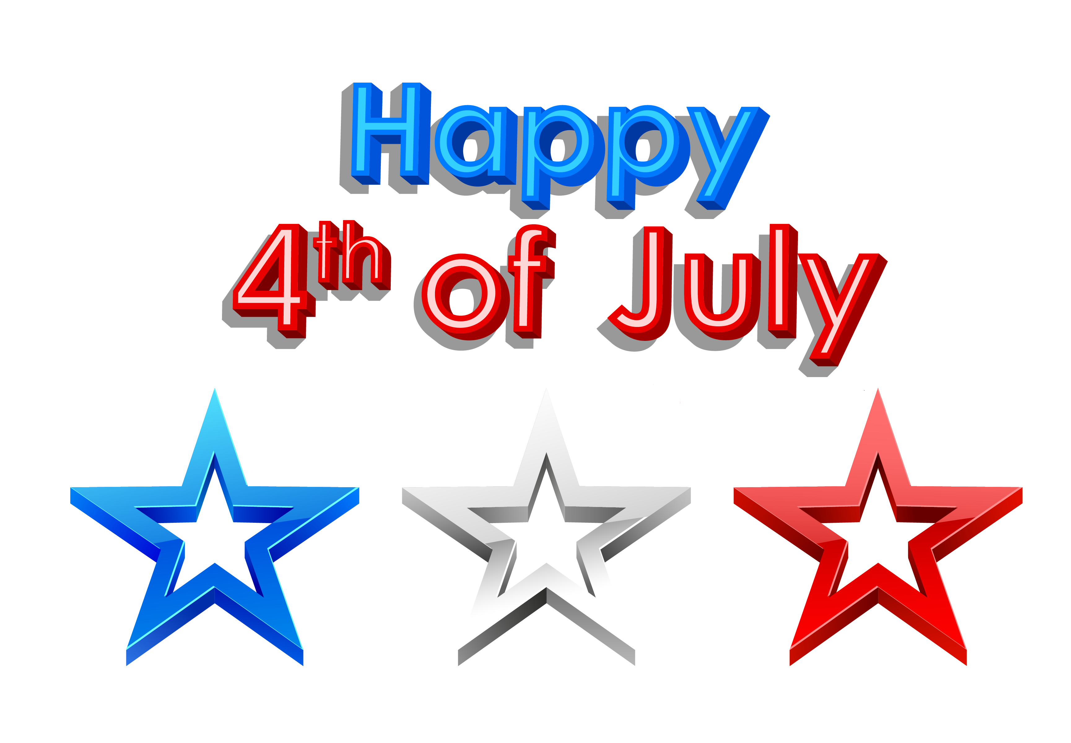 4th July Full HD Wallpaper and Background 3459x2402