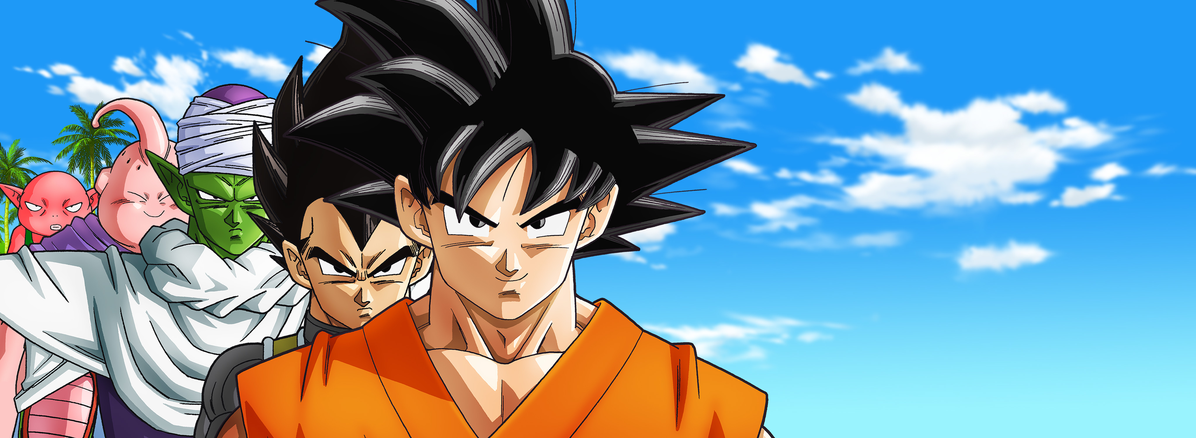 Dragon Ball Super Hd Wallpaper Background Image 4096x1500 Id