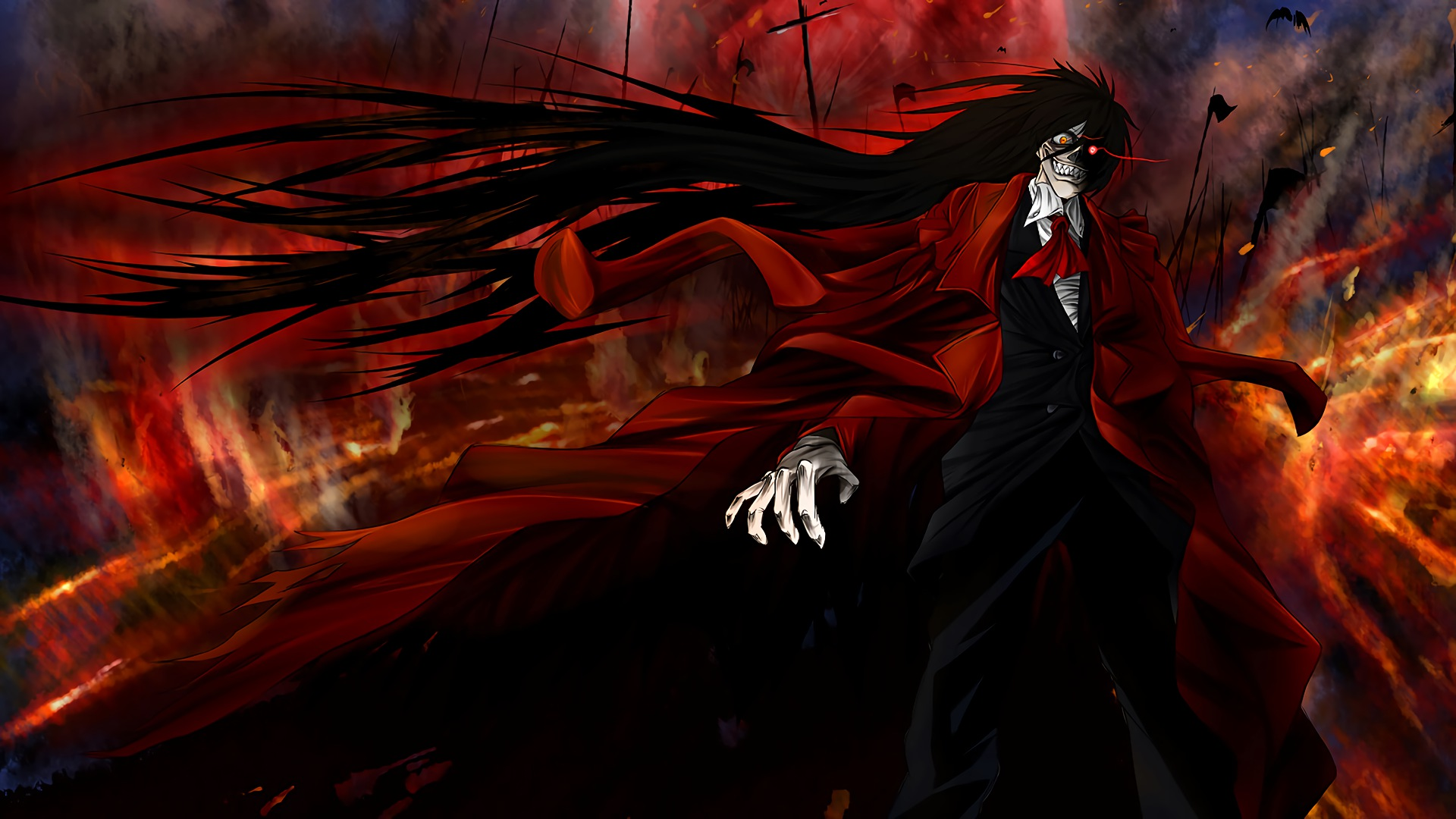 Hellsing hd wallpaper background image 1920x1080 id - Anime hellsing wallpaper ...