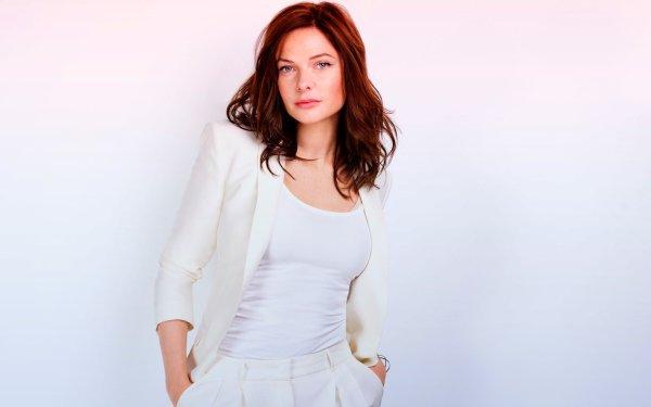 Kändis Rebecca Ferguson Skådespelerskor Sweden Actress Redhead Blue Eyes Swedish HD Wallpaper | Background Image