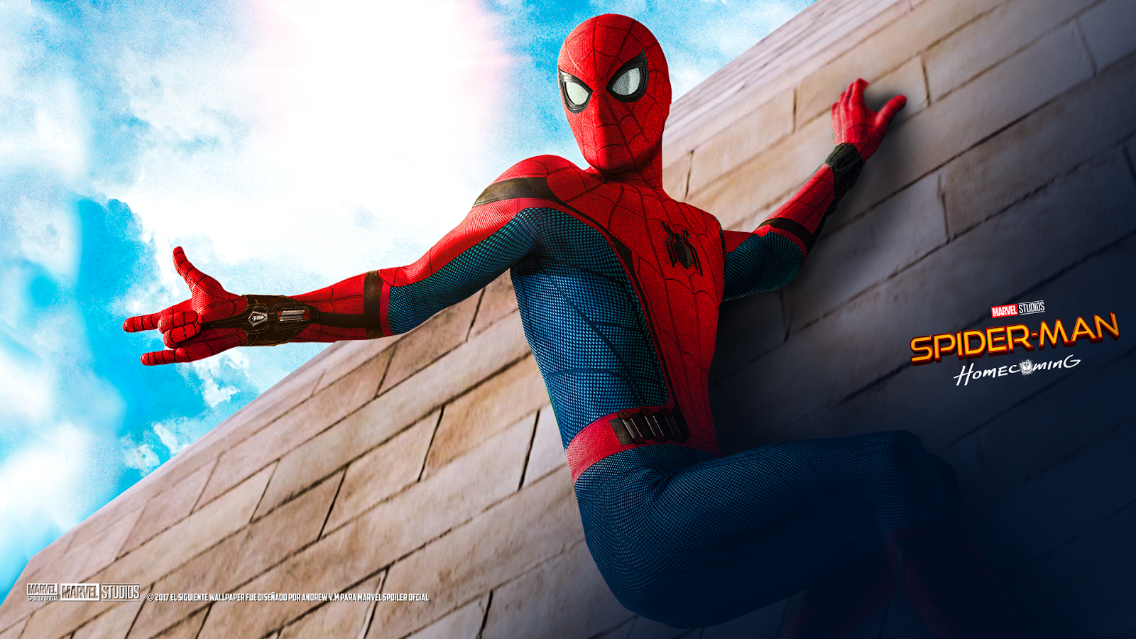 Spider-Man: Homecoming Wallpaper And Background Image