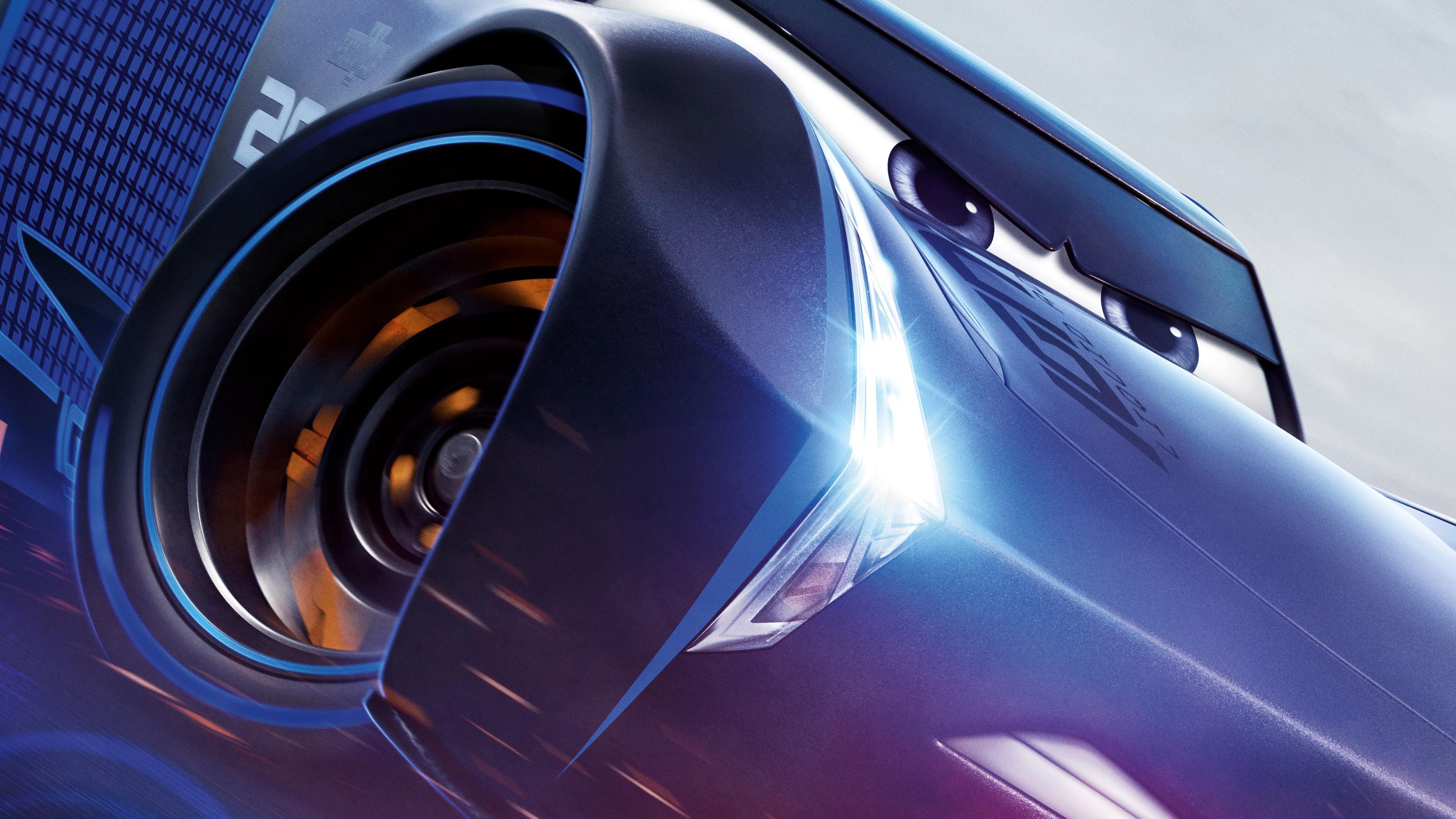 Cars 3 4k Ultra HD Wallpaper   Background Image ...