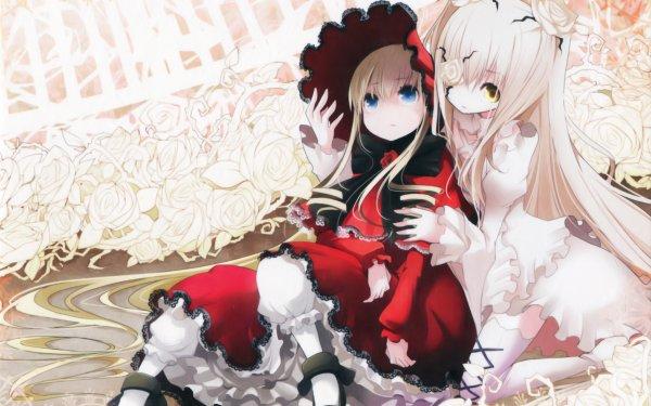 Anime Rozen Maiden Shinku Kirakishou HD Wallpaper | Background Image