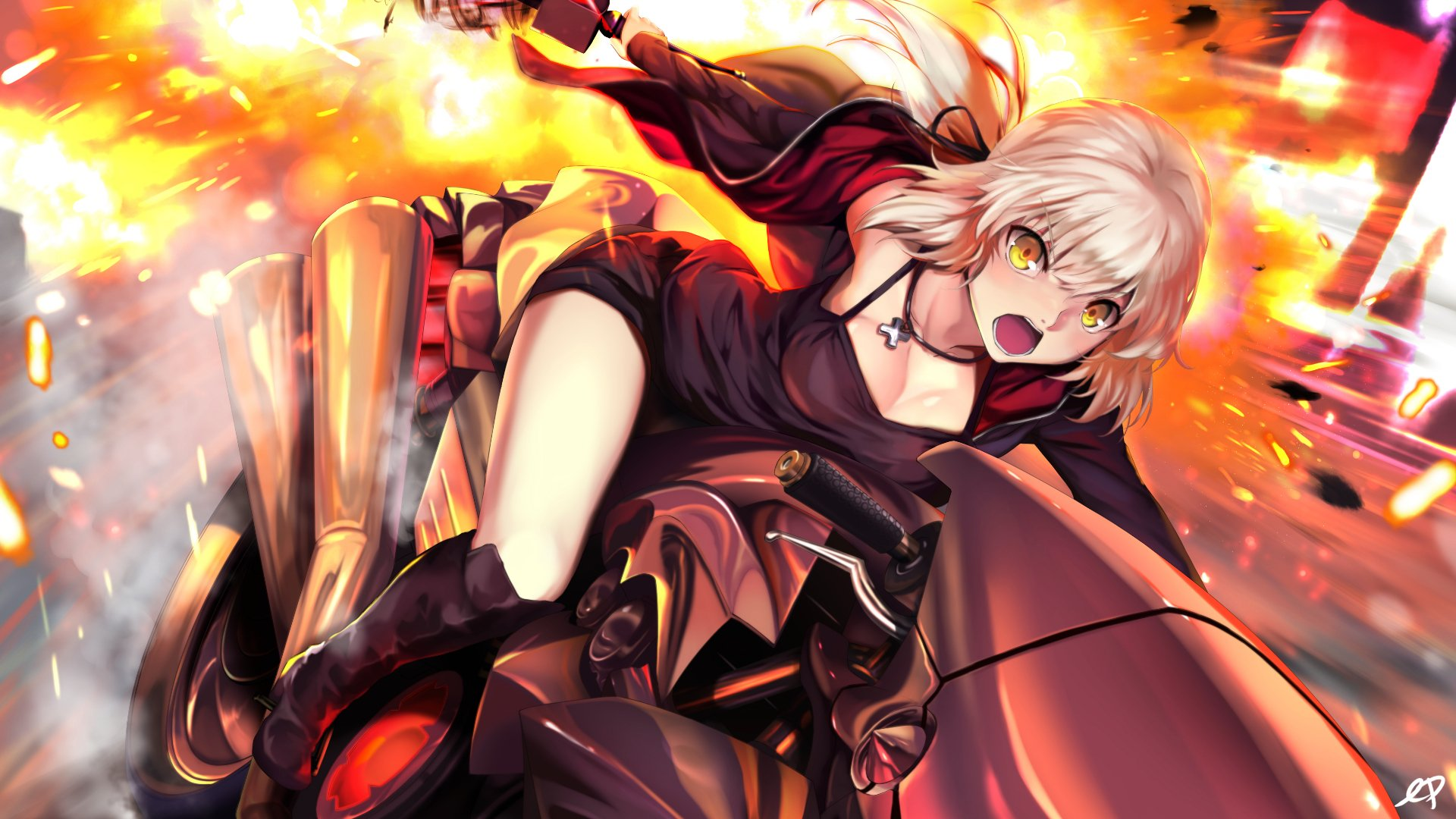 Fate/Grand Order HD Wallpaper | Background Image ...