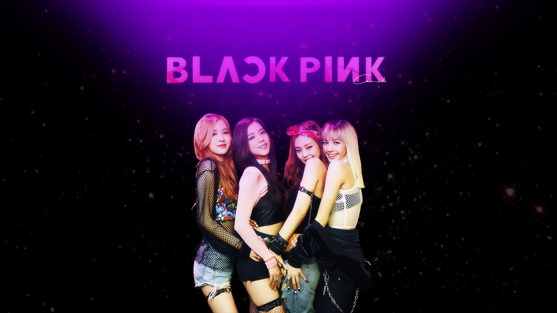1 Wallpaper Kpop Blackpink Wallpaper Hd Duvar Kagidi Arka