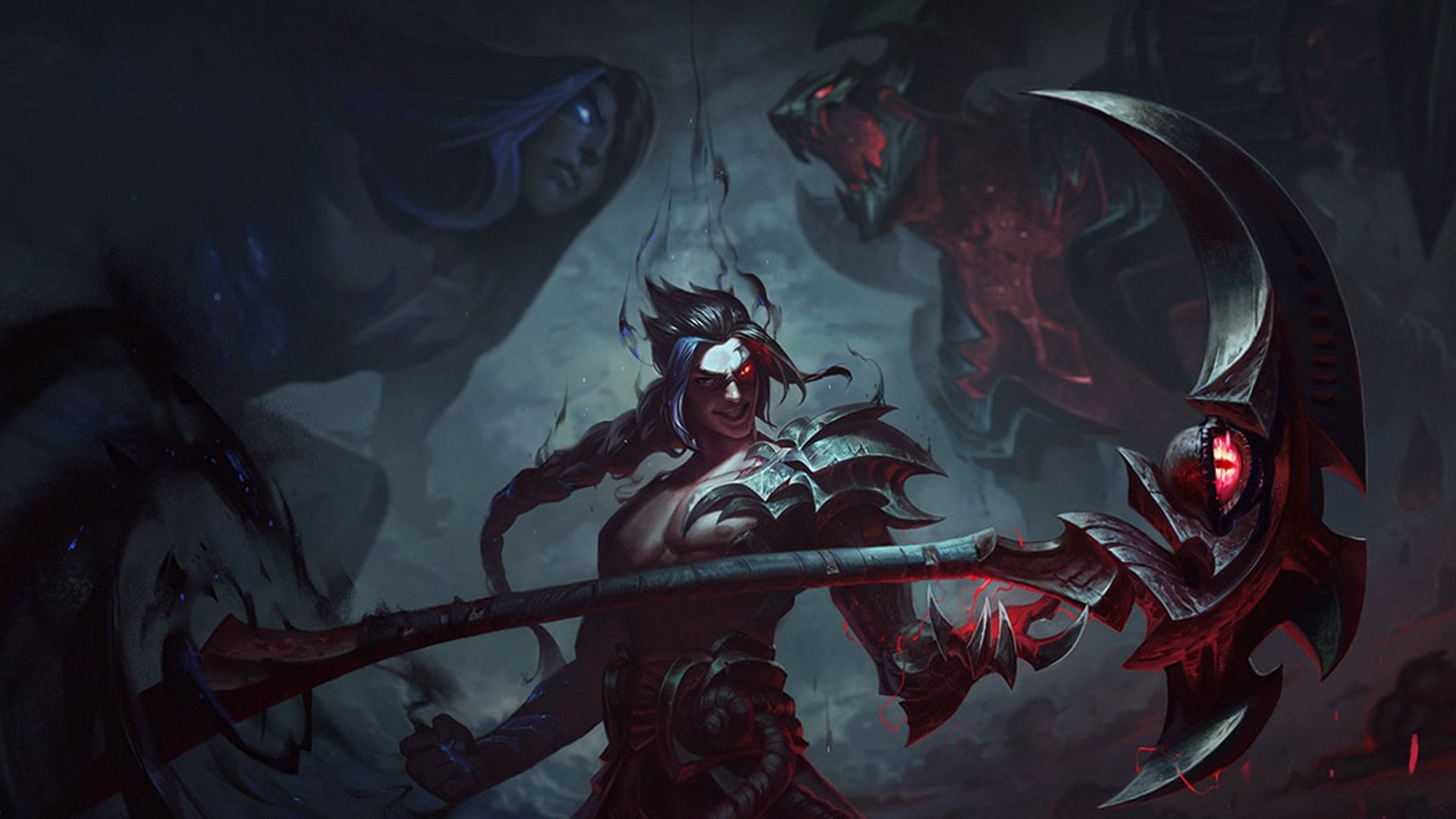 5 kayn (league of legends) hd wallpapers | background images