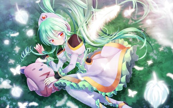 Anime Galaxy Angel HD Wallpaper | Background Image
