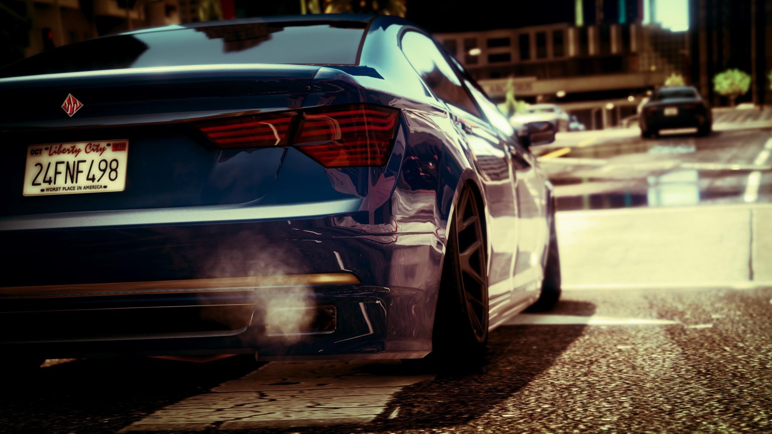 Grand Theft Auto V Fond d'écran HD | Arrière-Plan | 2560x1440 | ID:849420 - Wallpaper Abyss