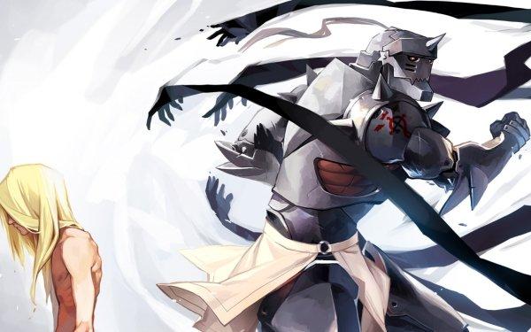 Anime FullMetal Alchemist Fullmetal Alchemist Alphonse Elric HD Wallpaper | Background Image