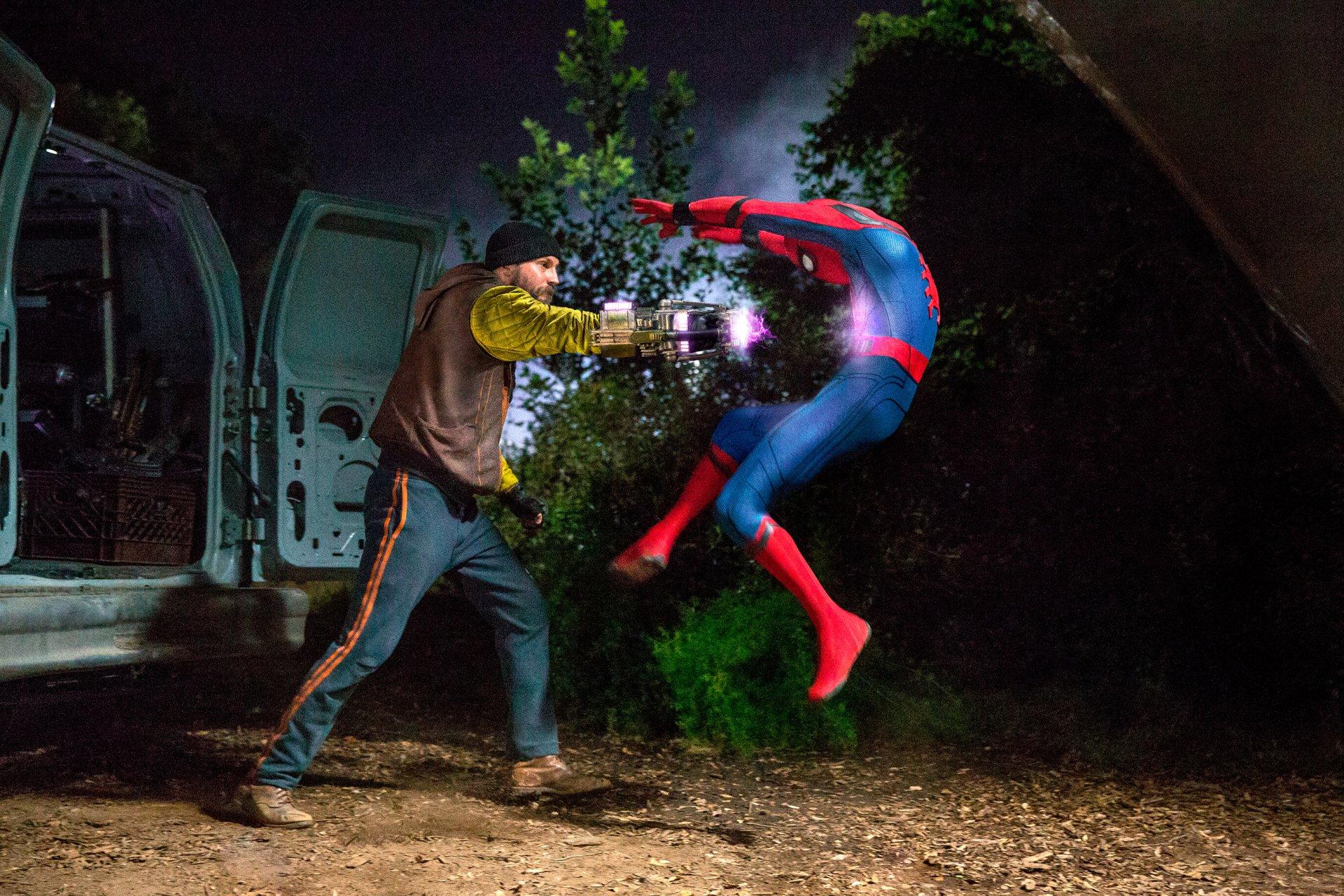 Movie - Spider-Man: Homecoming  Spider-Man Wallpaper