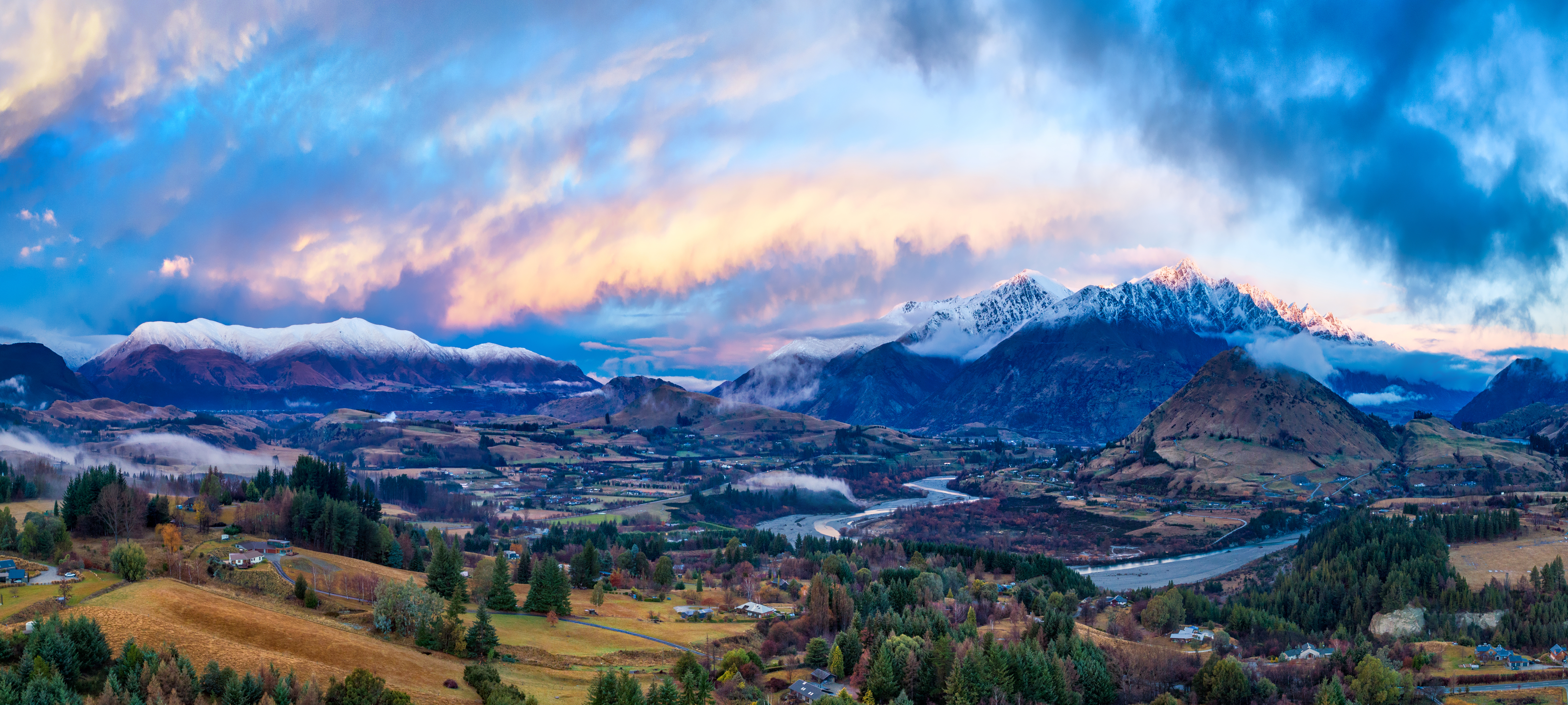11 Queenstown New Zealand Hd Wallpapers Background Images Wallpaper Abyss