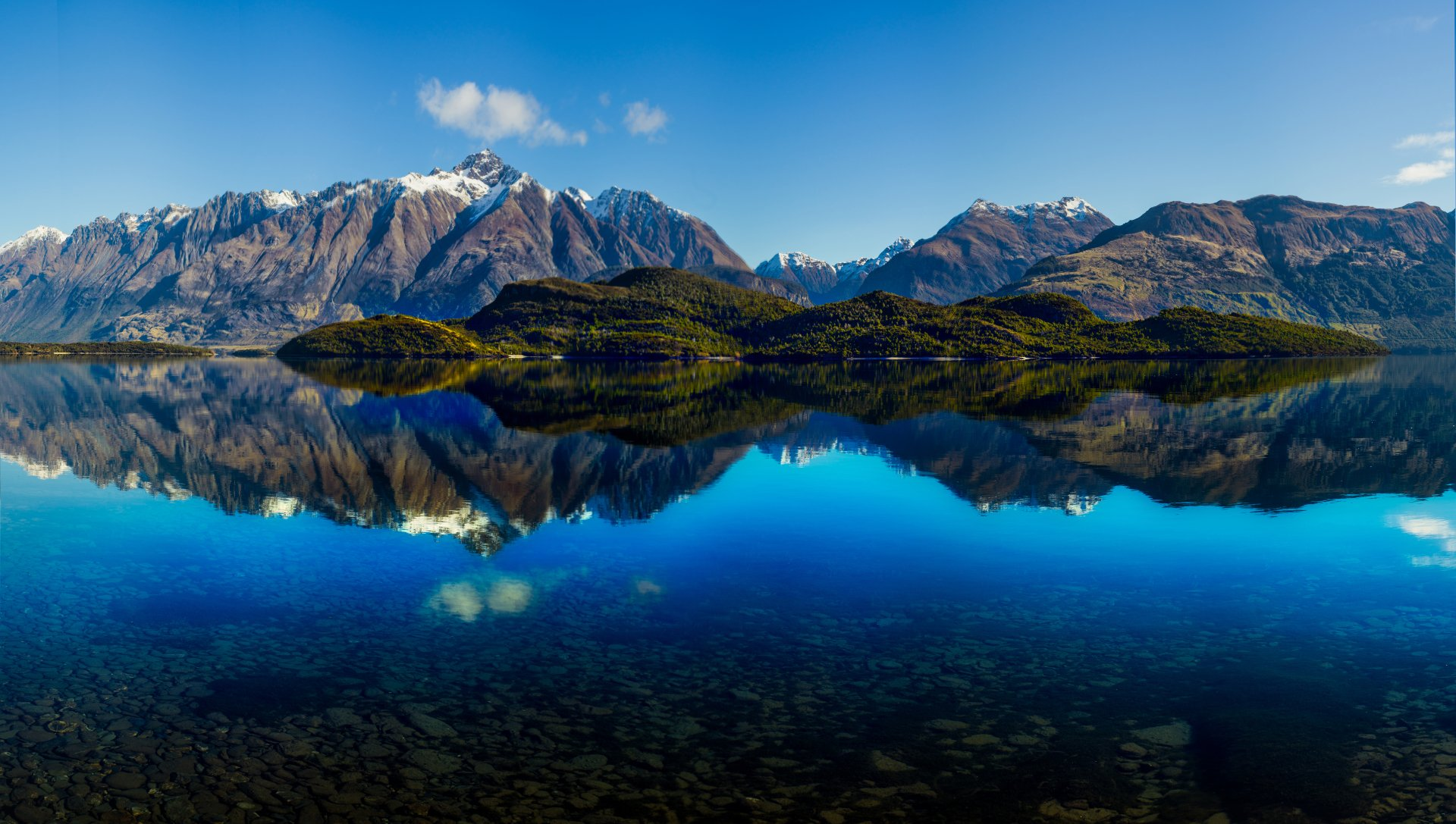 Glenorchy Panorama 8k Ultra HD Wallpaper