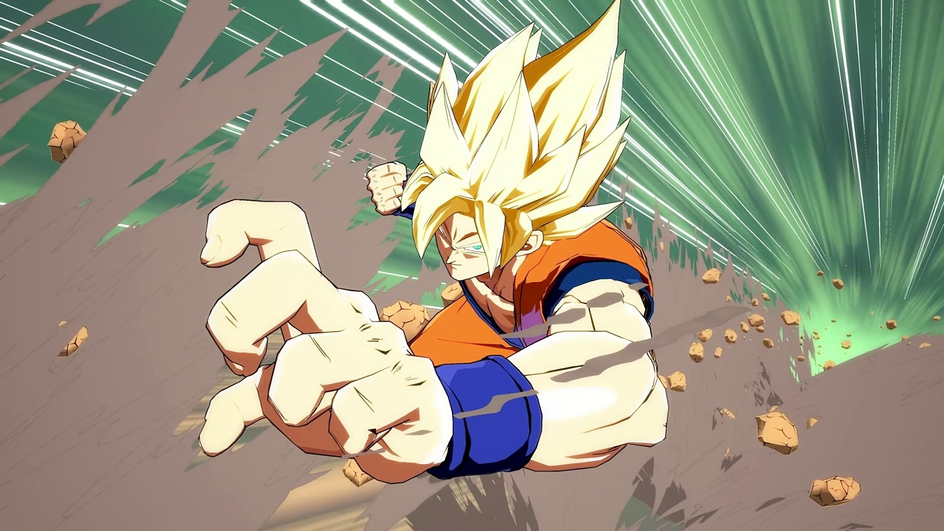 Video Game - Dragon Ball FighterZ  Goku Dragon Ball Wallpaper