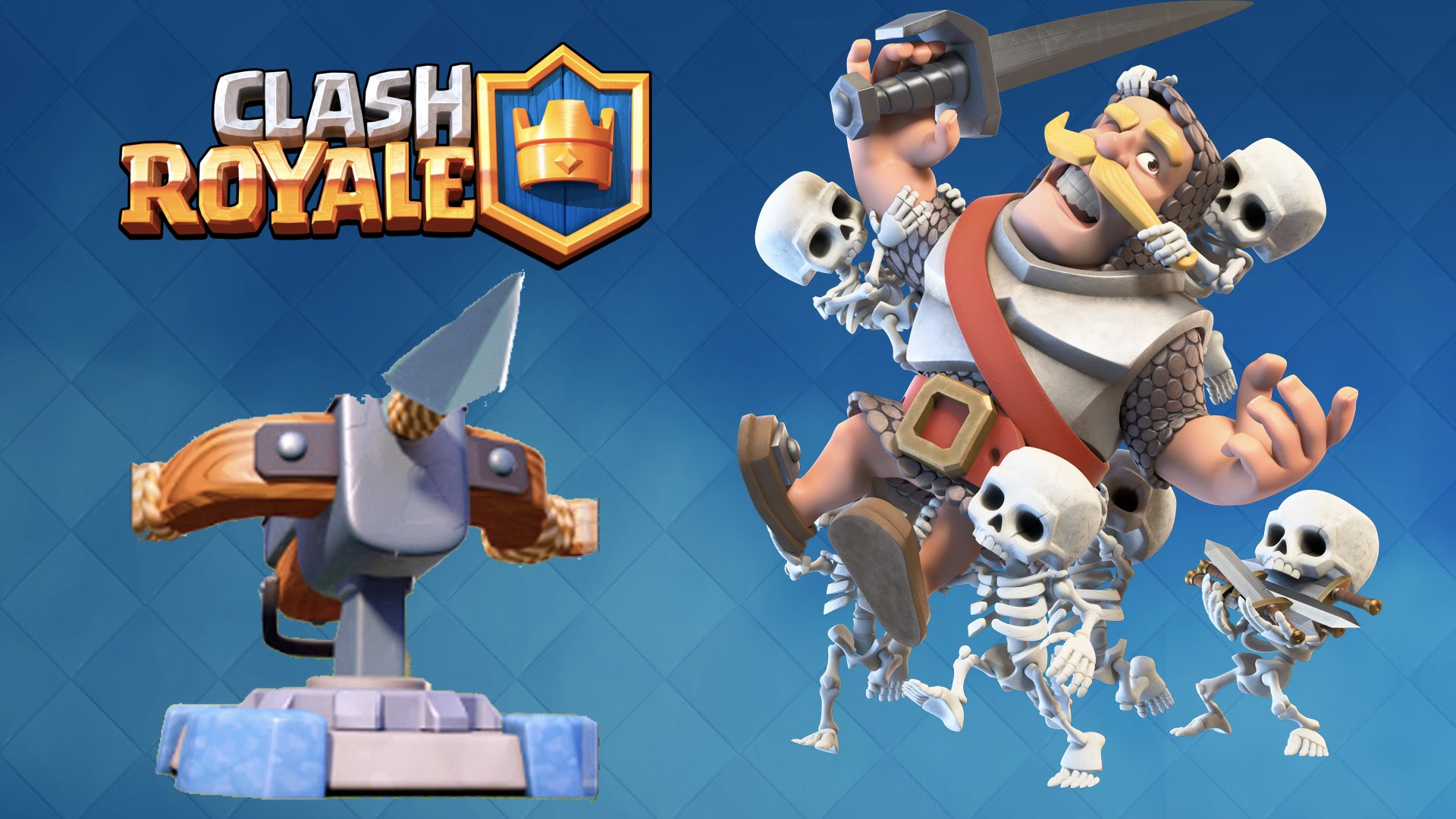 Clash royale hd wallpaper background image 1920x1080 id 855976 wallpaper abyss - Clash royale 2560x1440 ...