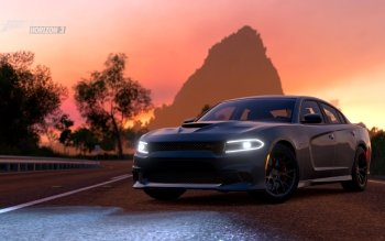1 Dodge Charger SRT Hellcat HD Wallpapers