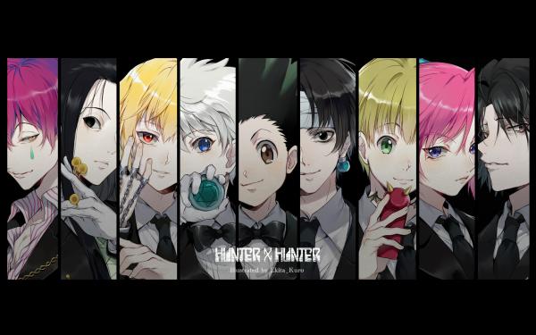 Anime Hunter x Hunter Gon Freecss HD Wallpaper | Background Image