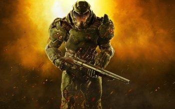 61 Doom 2016 Hd Wallpapers Background Images Wallpaper