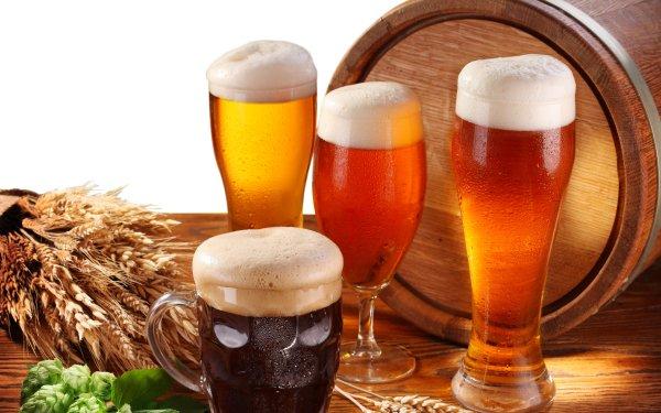 Food Beer Still Life Glass Alcohol Drink Barrel HD Wallpaper | Background Image