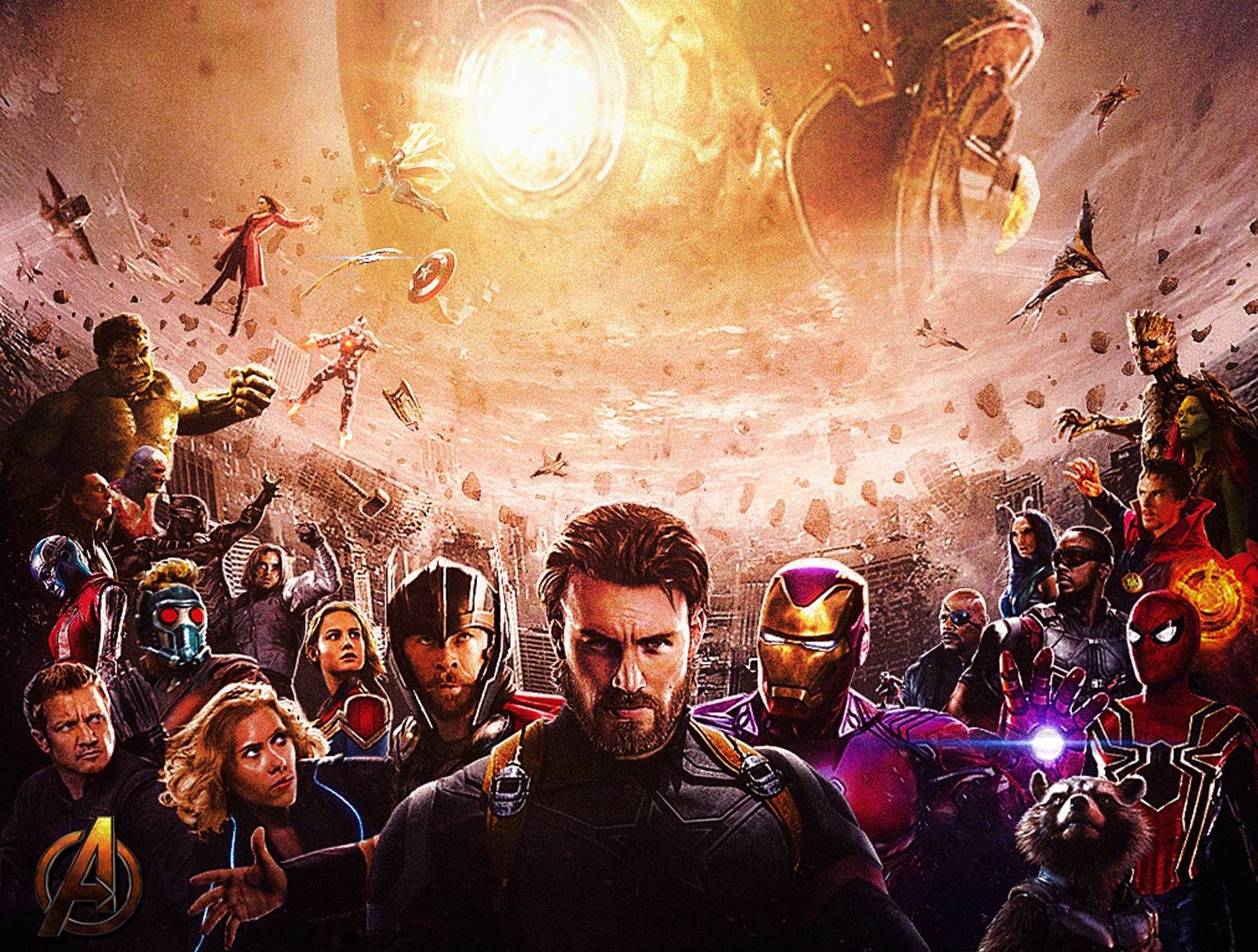 avengers: infinity war wallpaper and background image | 1603x1213
