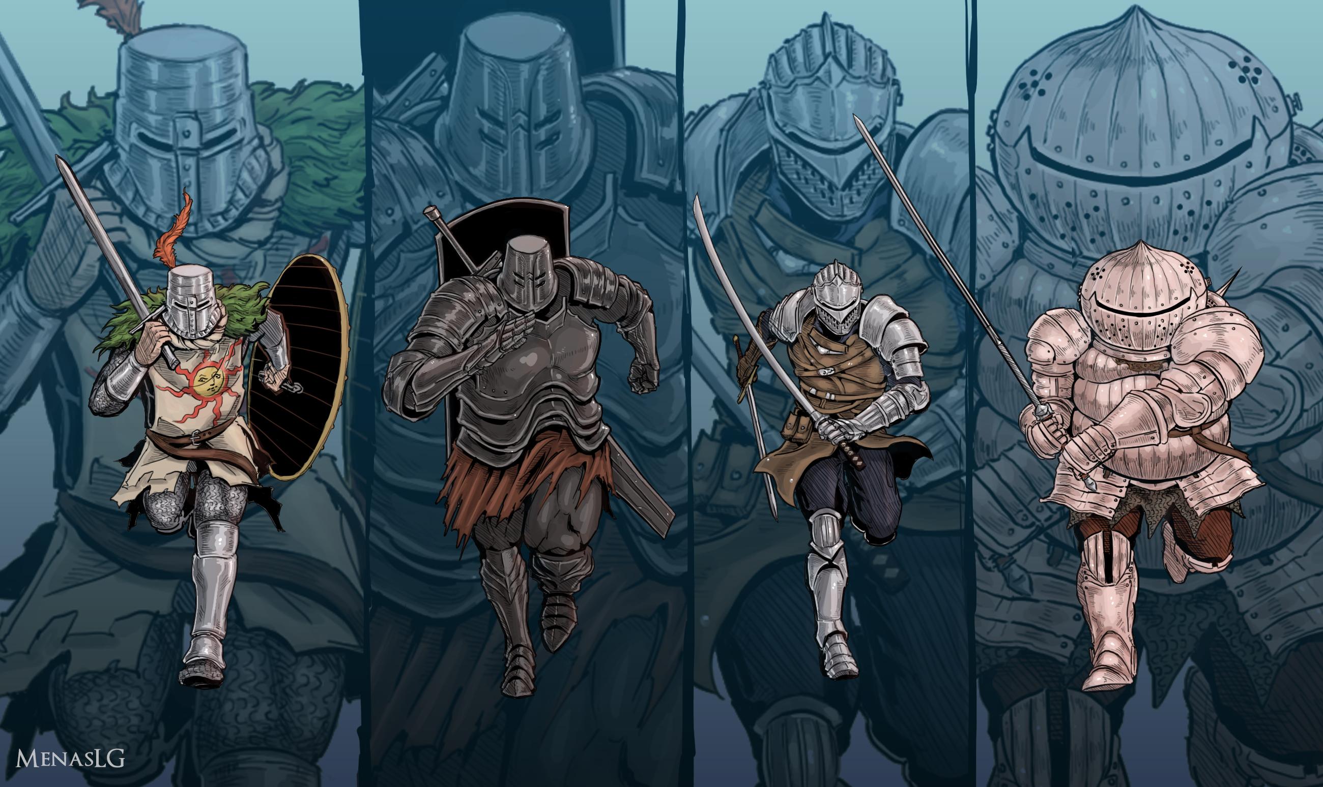 Dark Souls Hd Wallpaper Hintergrund 2600x1548 Id860166