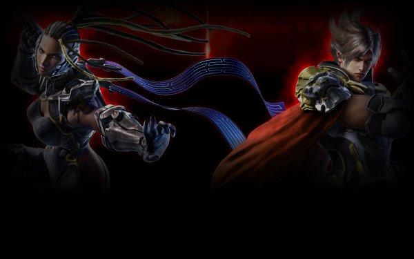 Video Game Tekken 7 Tekken Lars Alexandersson Master Raven HD Wallpaper | Background Image