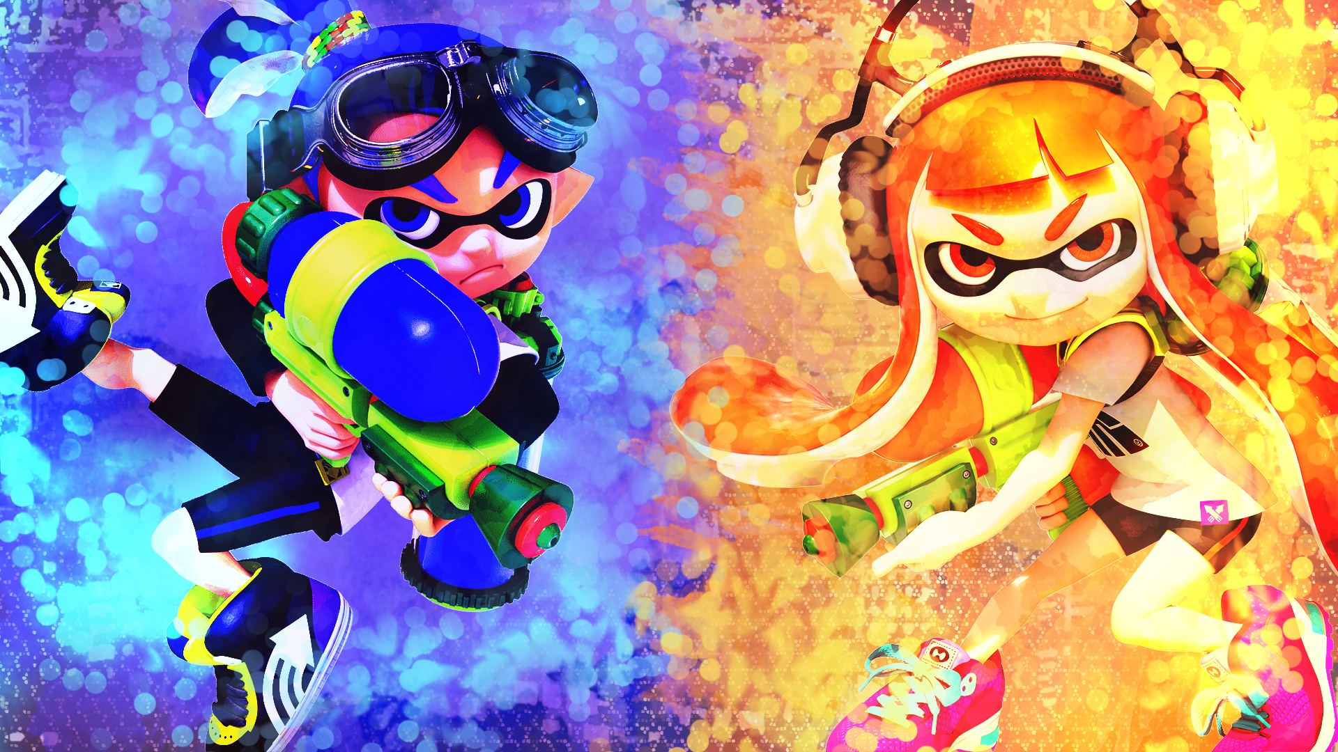 splatoon wallpaper by xxzicexx - photo #3