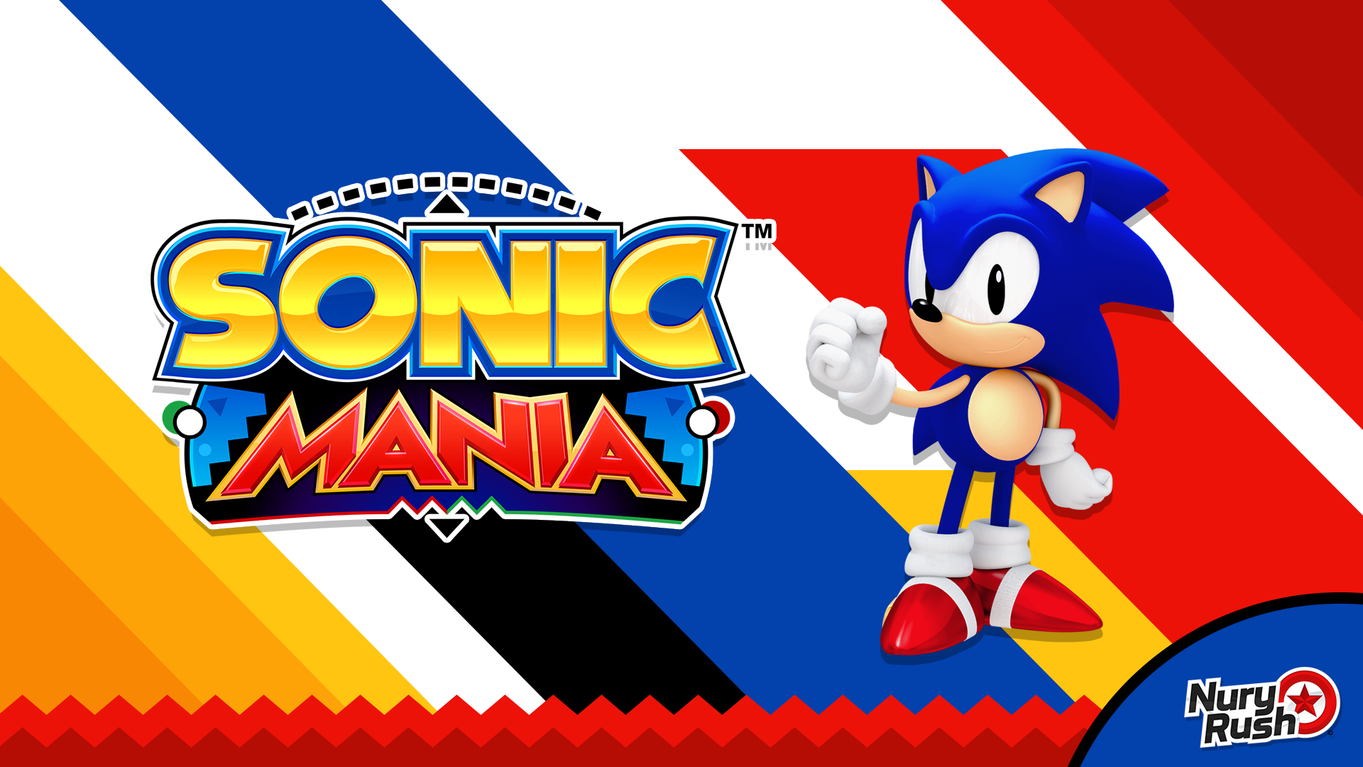 Video Game - Sonic Mania  Wallpaper