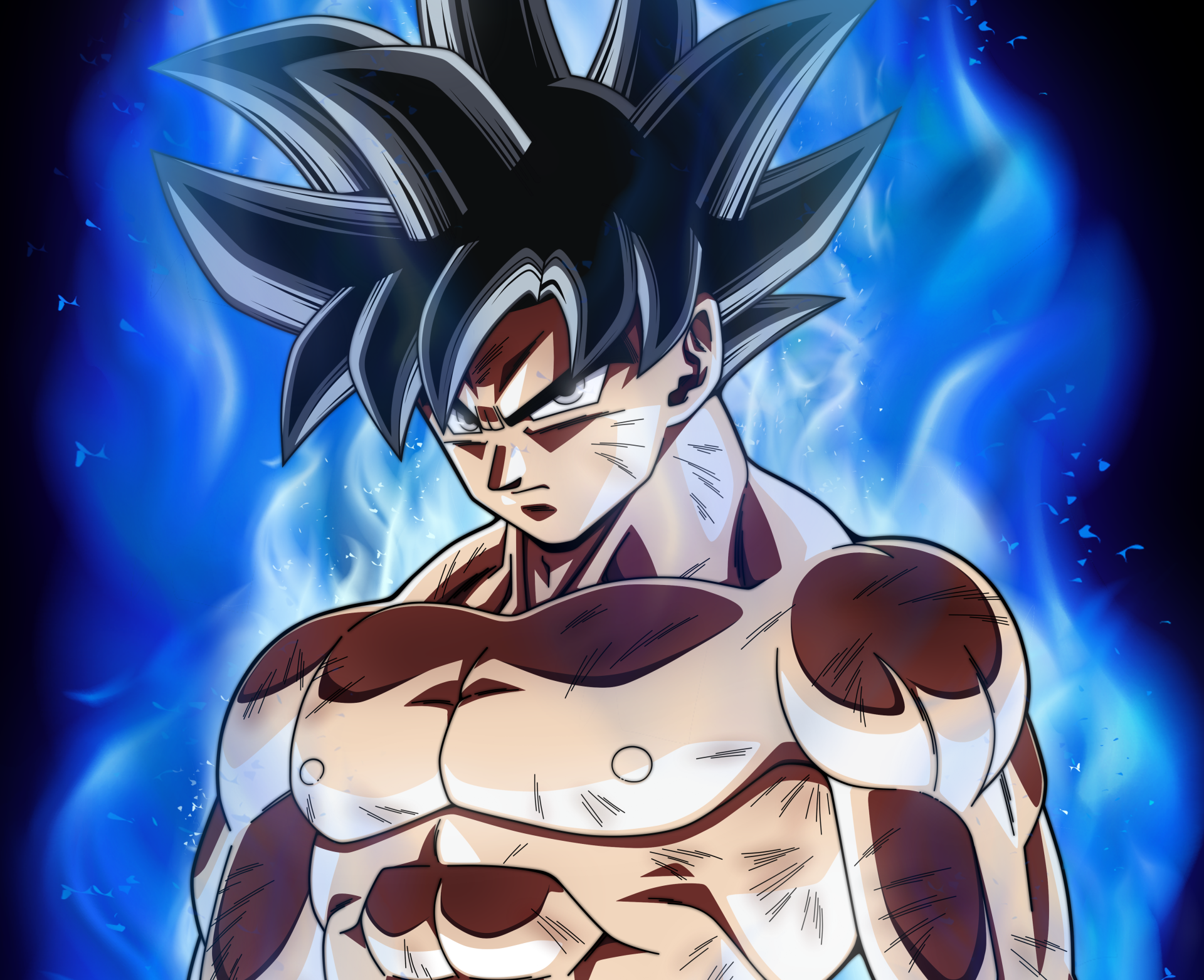 145 Ultra Instinct Dragon Ball Hd Wallpapers Background Images Wallpaper Abyss