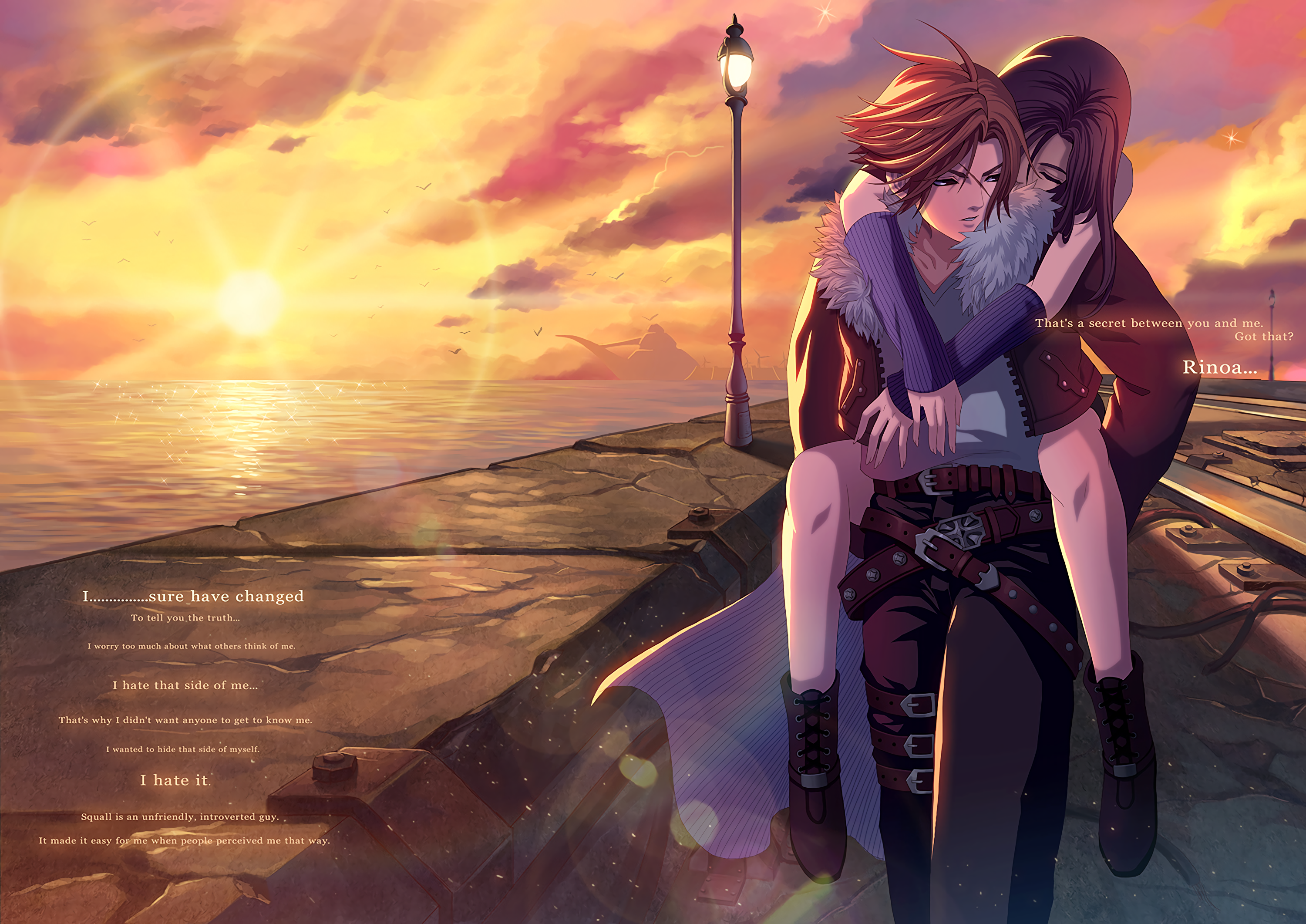 Final Fantasy VIII HD Wallpaper | Background Image ...