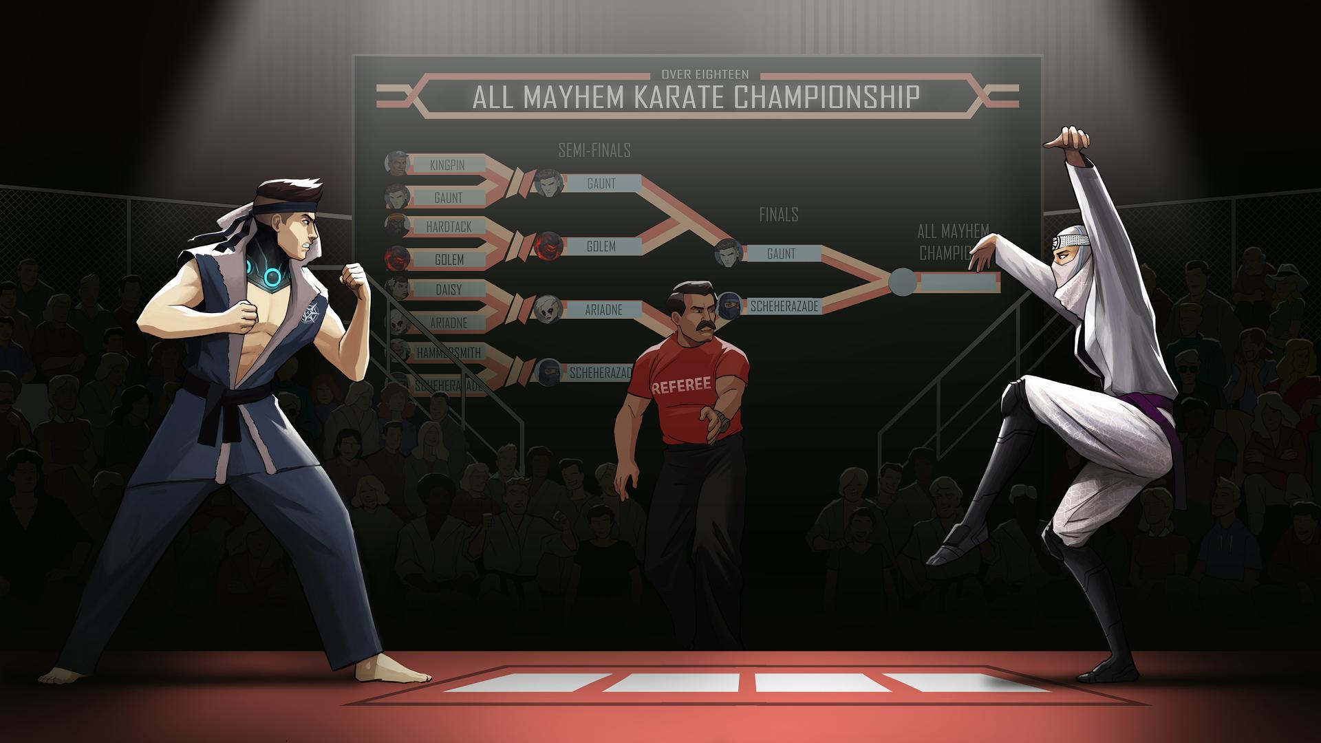 Agents Of Mayhem Artwork Hd Games 4k Wallpapers Images: Agents Of Mayhem Full HD Wallpaper And Background Image