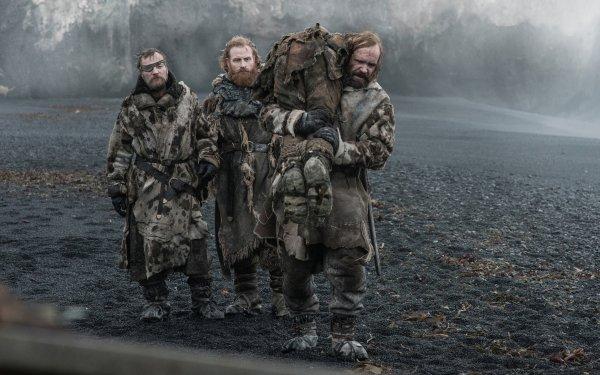 TV Show Game Of Thrones Beric Dondarrion Tormund Giantsbane Sandor Clegane Rory McCann Kristofer Hivju Richard Dormer HD Wallpaper | Background Image