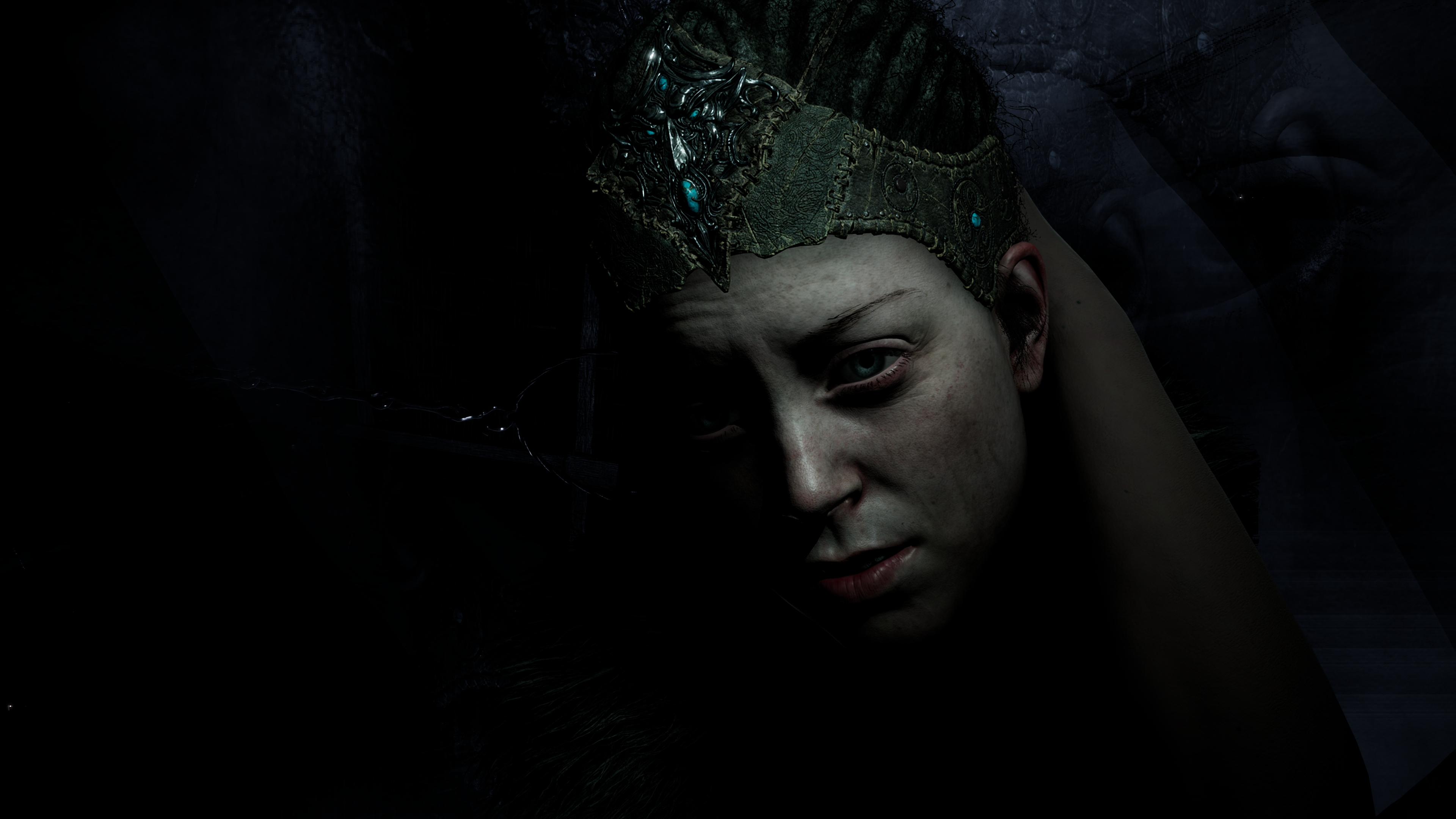 Hellblade senuas sacrifice 4k ultra hd wallpaper background image 3840x2160 id 866156 - Sacrifice wallpaper ...
