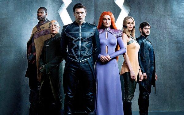 Series de Televisión Marvel's Inhumans Black Bolt Isabelle Cornish Eme Ikwuakor Ken Leung Anson Mount Serinda Swan Iwan Rheon Medusa Maximus Karnak Crystal Gorgon Fondo de pantalla HD | Fondo de Escritorio