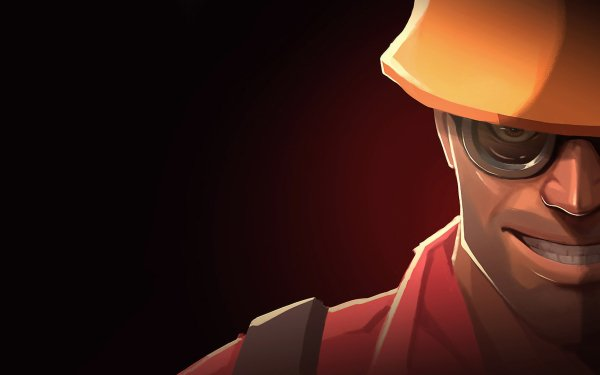 Video Game Team Fortress 2 Team Fortress Engineer HD Wallpaper | Background Image