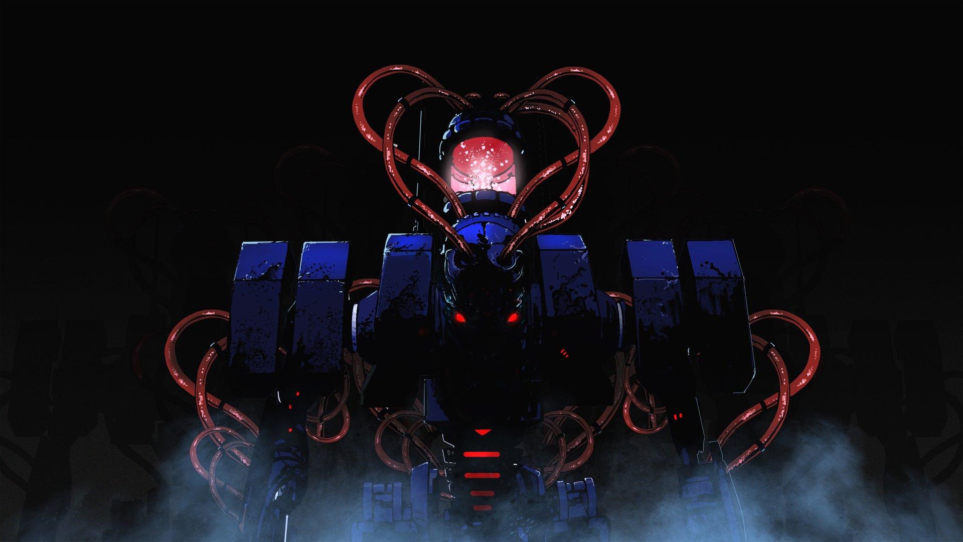 Video Game - Nex Machina  Sci Fi Wallpaper