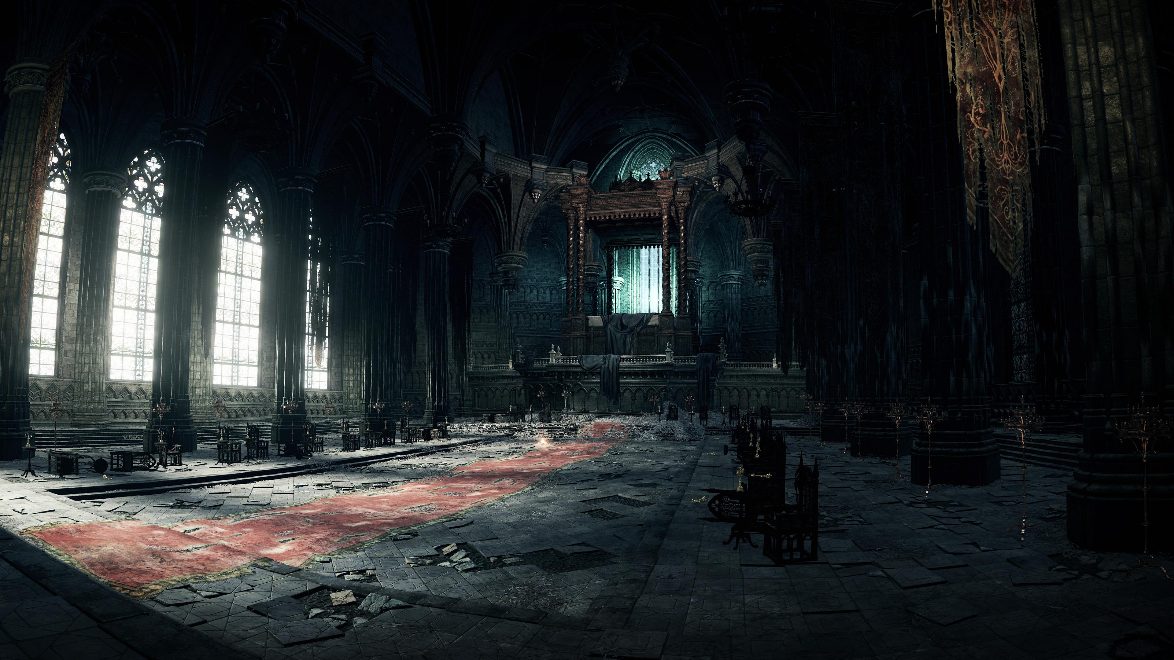 Dark Souls III 4k Ultra HD Wallpaper