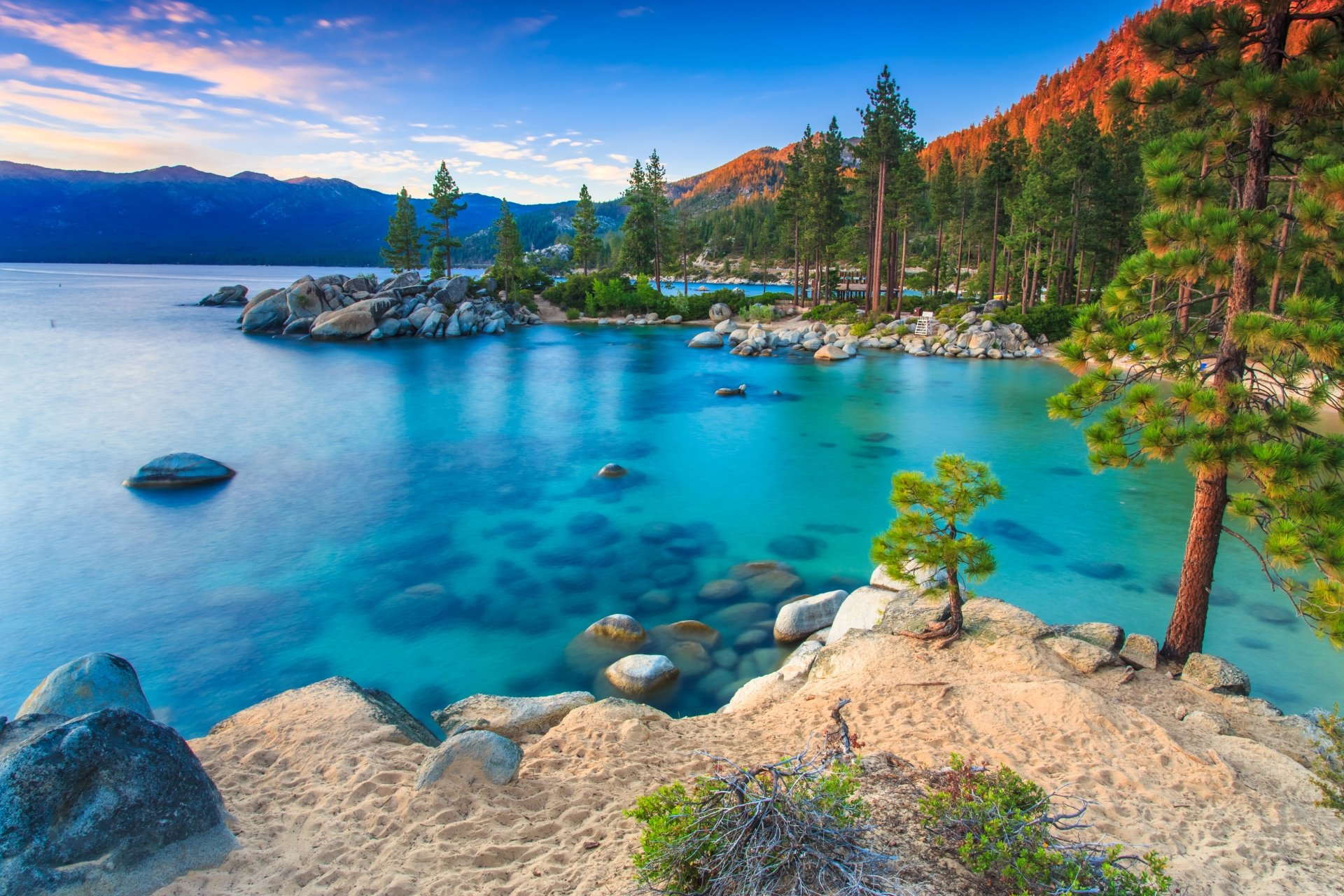 5 4k Ultra Hd Lake Tahoe Wallpapers Background Images