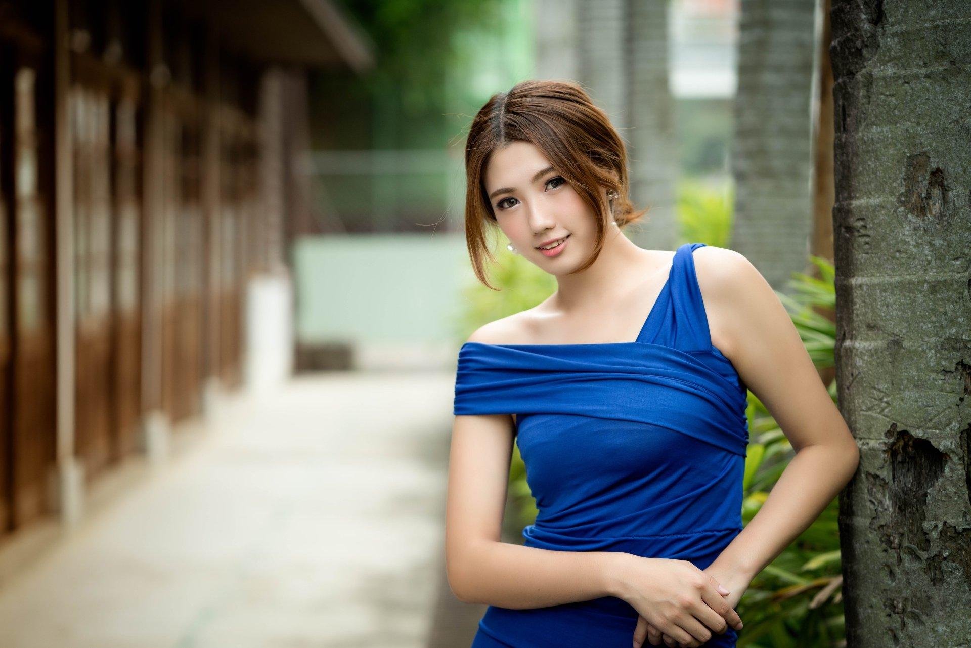 Asian 8k ultra hd wallpaper background image 7952x5304 - Asian girl 4k ...