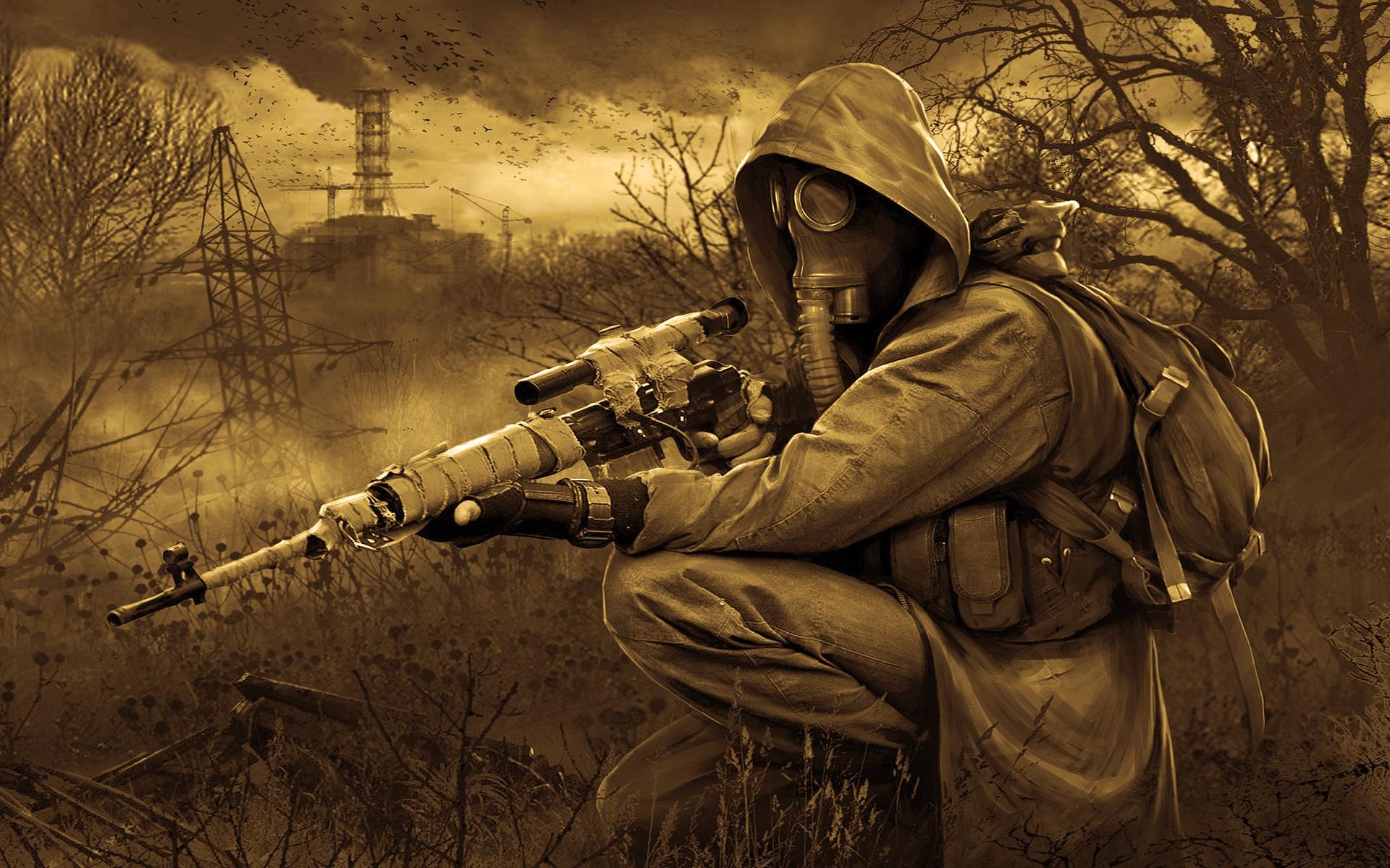 S t a l k e r hd wallpaper background image 1920x1200 id 871919 wallpaper abyss - Stalker wallpaper hd ...