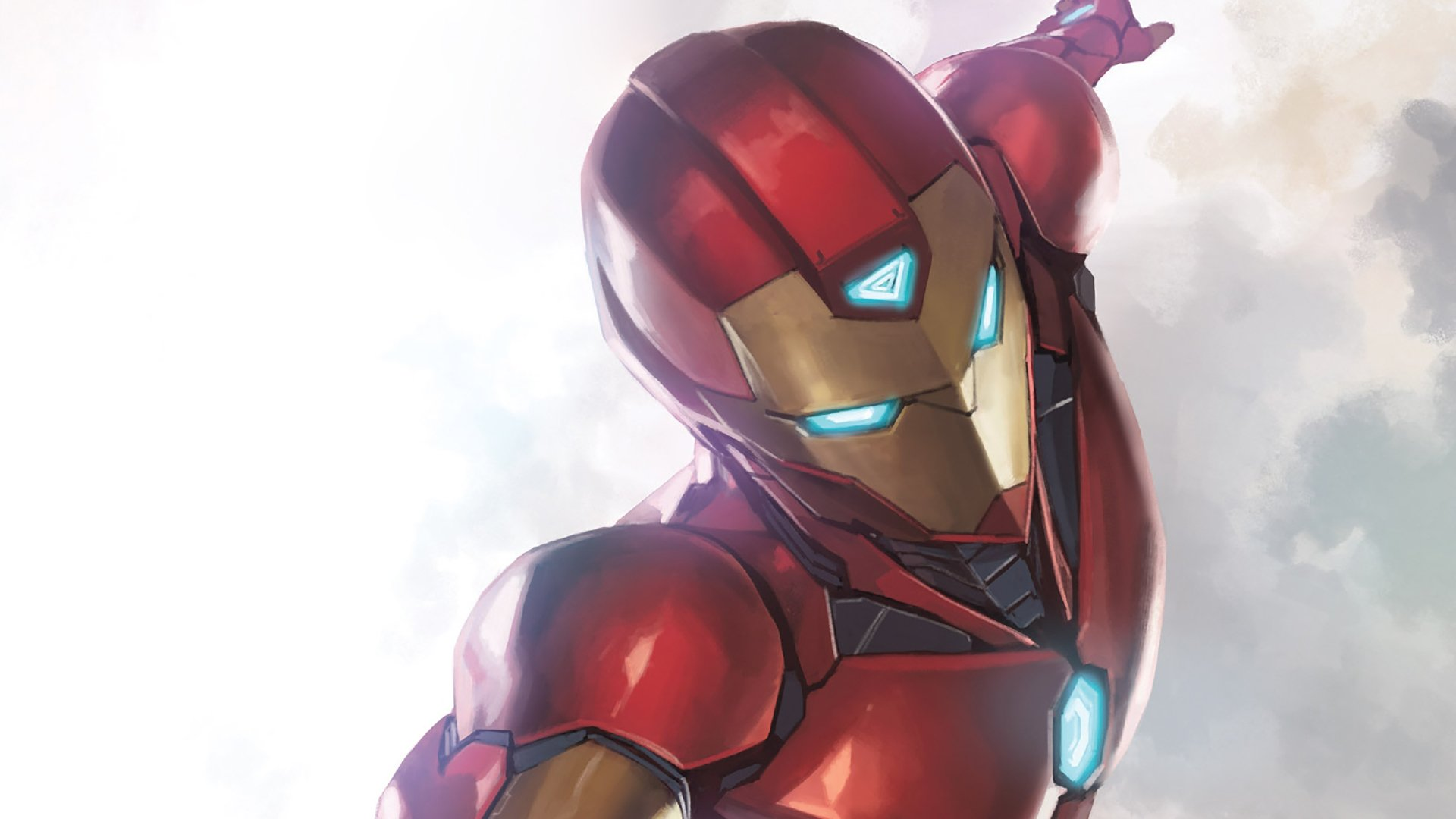 Iron man hd wallpaper background image 1920x1080 id - Iron man heart wallpaper ...