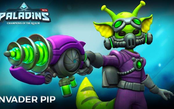 Video Game Paladins Pip HD Wallpaper | Background Image