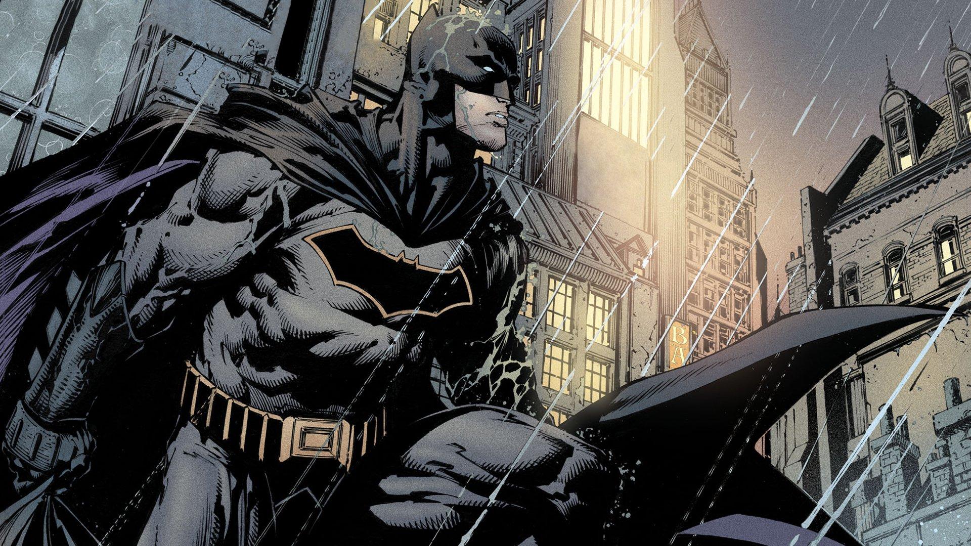Comics - Batman  Comic DC Comics Wallpaper
