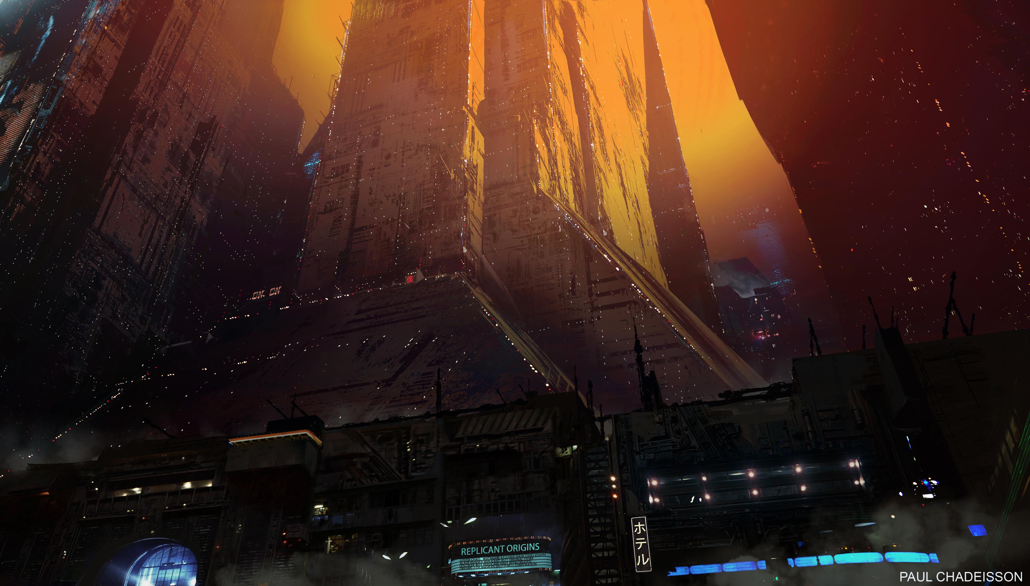 Blade Runner 2049 4k Ultra HD Wallpaper | Background Image ...