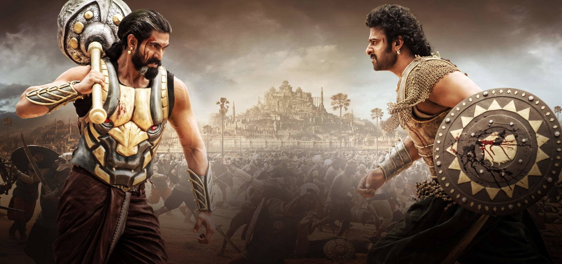 Movie - Baahubali 2: The Conclusion  Wallpaper