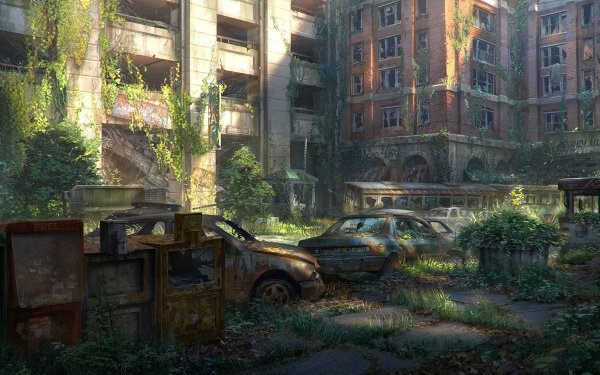 Sci Fi Post Apocalyptic HD Wallpaper | Background Image